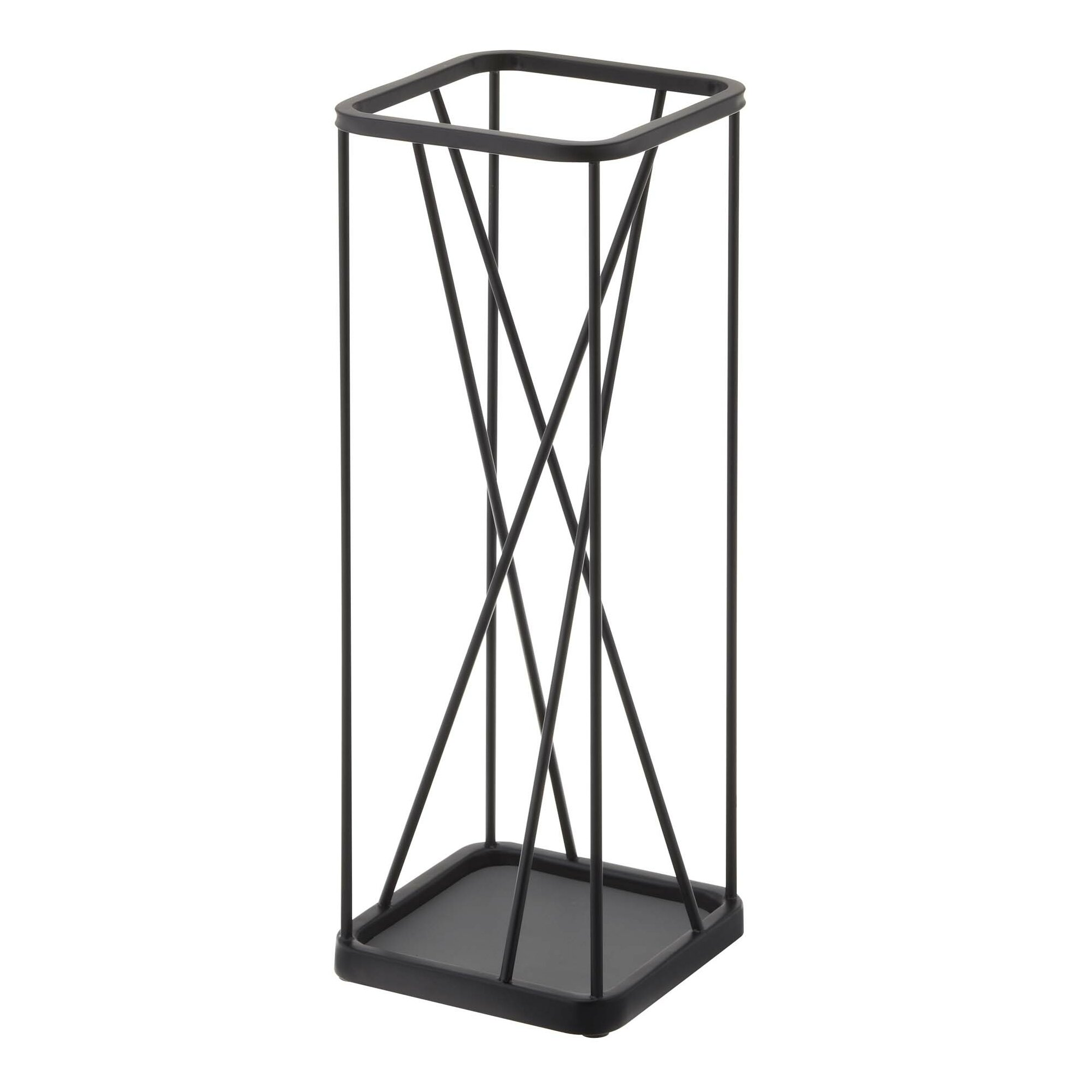 Yamazaki USA Nine Square Umbrella Stand & Reviews