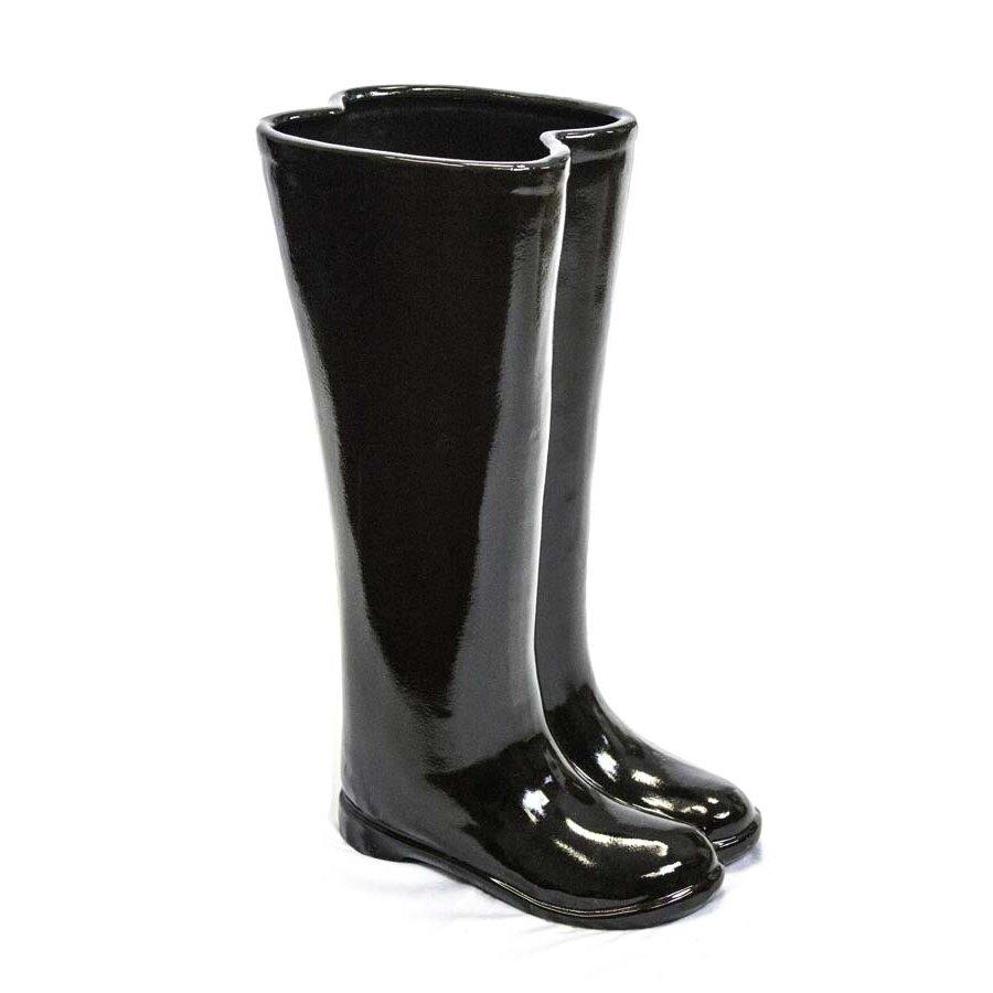 Umbrella Stand Wayfair: SagebrookHome Ceramic Boost Umbrella Stand & Reviews