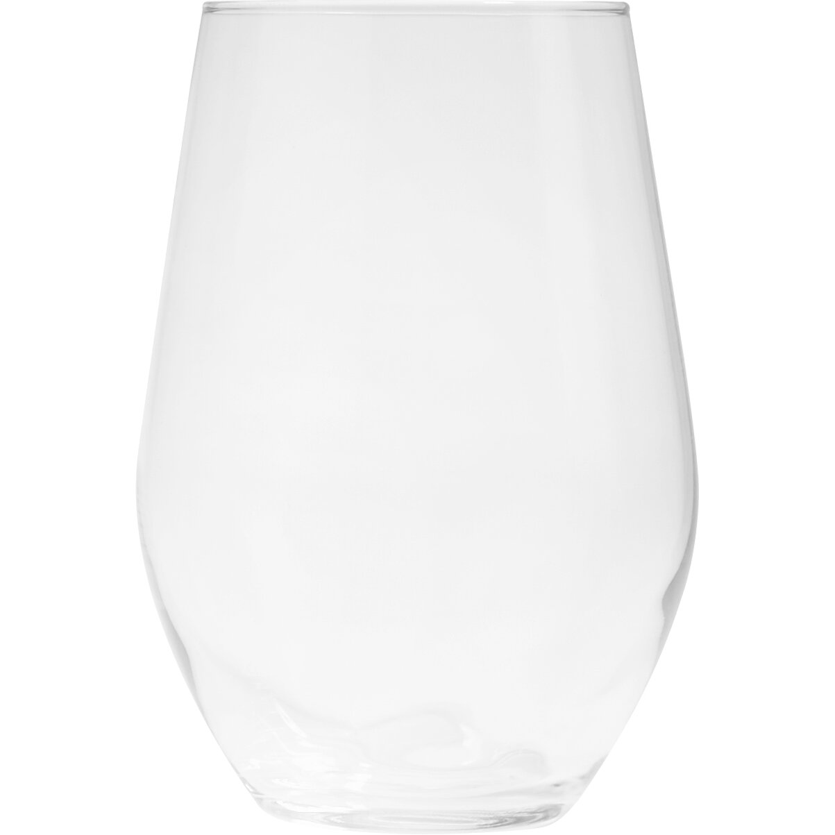 luminarc concerto btd 19 oz stemless wine glass reviews. Black Bedroom Furniture Sets. Home Design Ideas