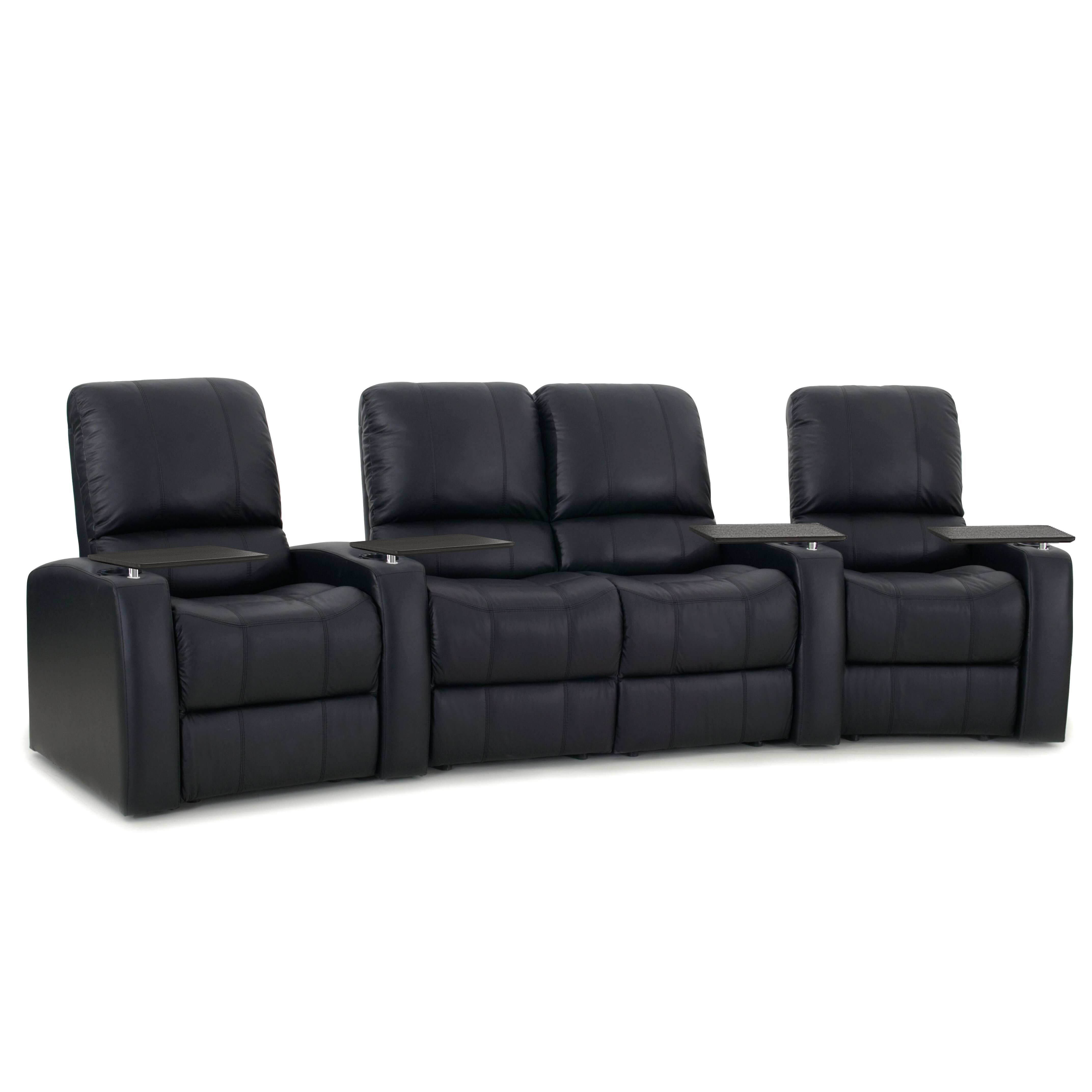 Octaneseating Blaze Xl900 Home Theatre Loveseat Row Of 4