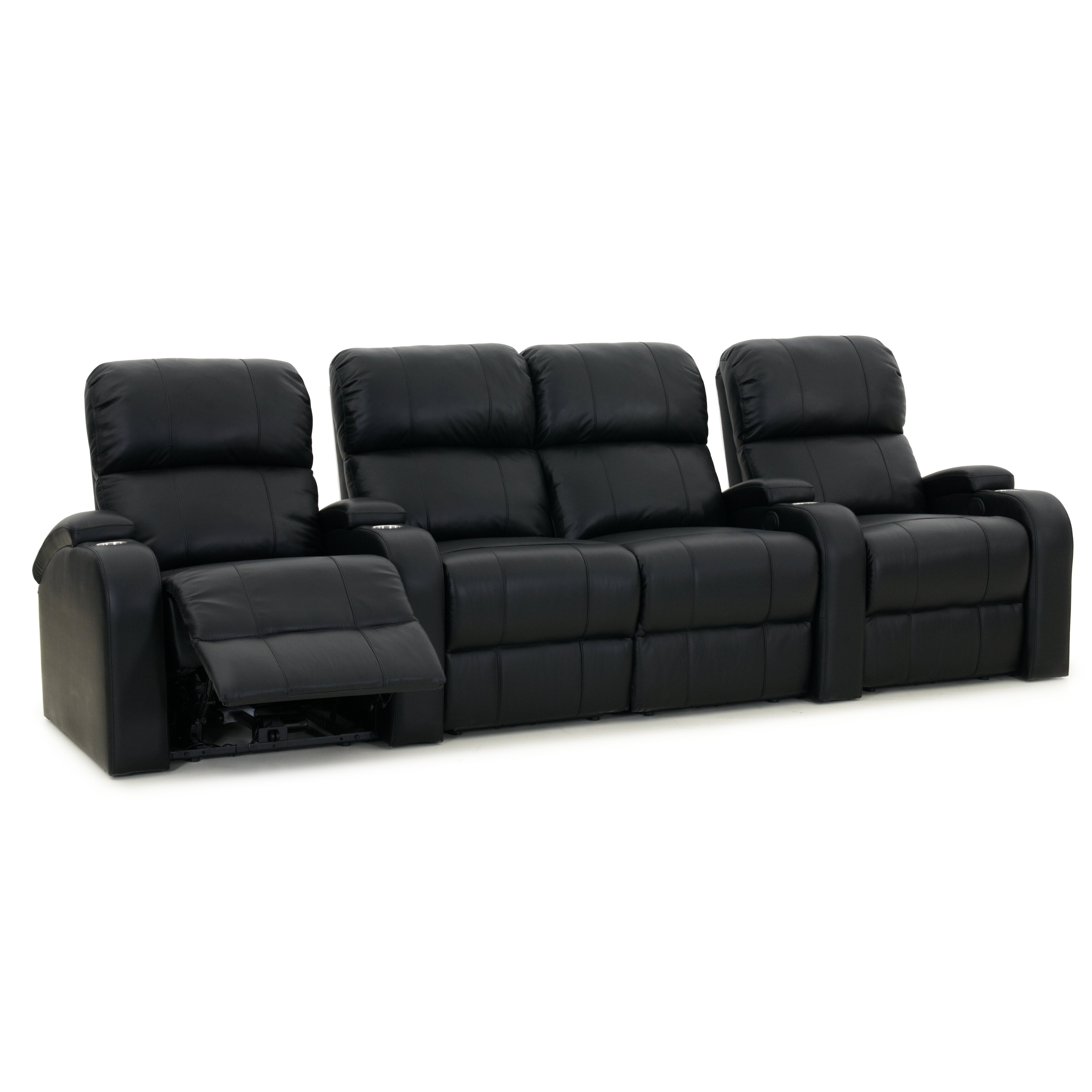 Octaneseating Edge Xl800 Home Theatre Loveseat Row Of 4