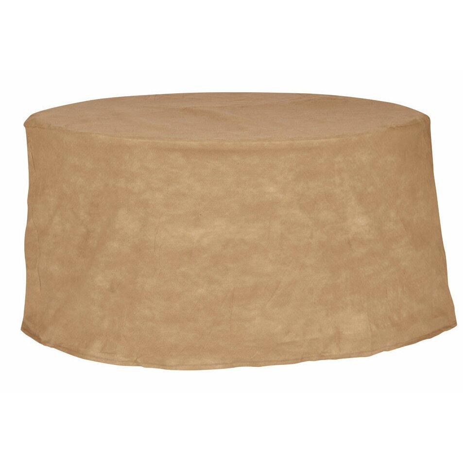 BudgeIndustries Chelsea Round Patio Table Cover