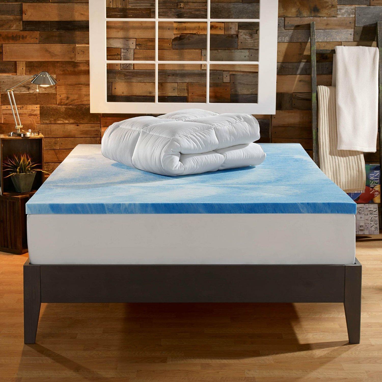 Sleep Innovations Dual Layer 4 Quot Mattress Topper Wayfair