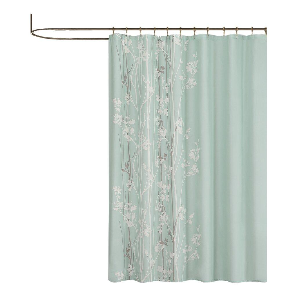 madison park athena shower curtain reviews wayfair