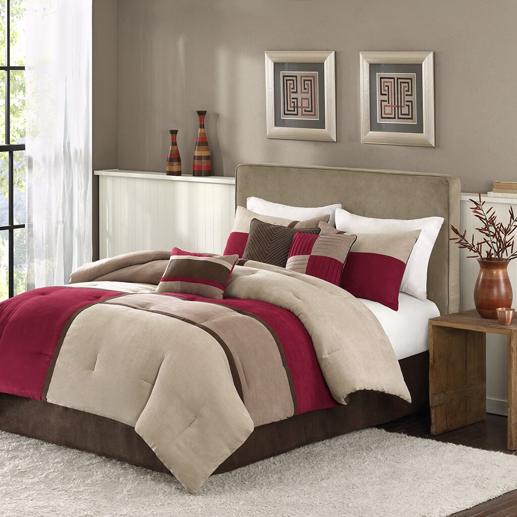 Madison Park Sundance 7 Piece Comforter Set Amp Reviews