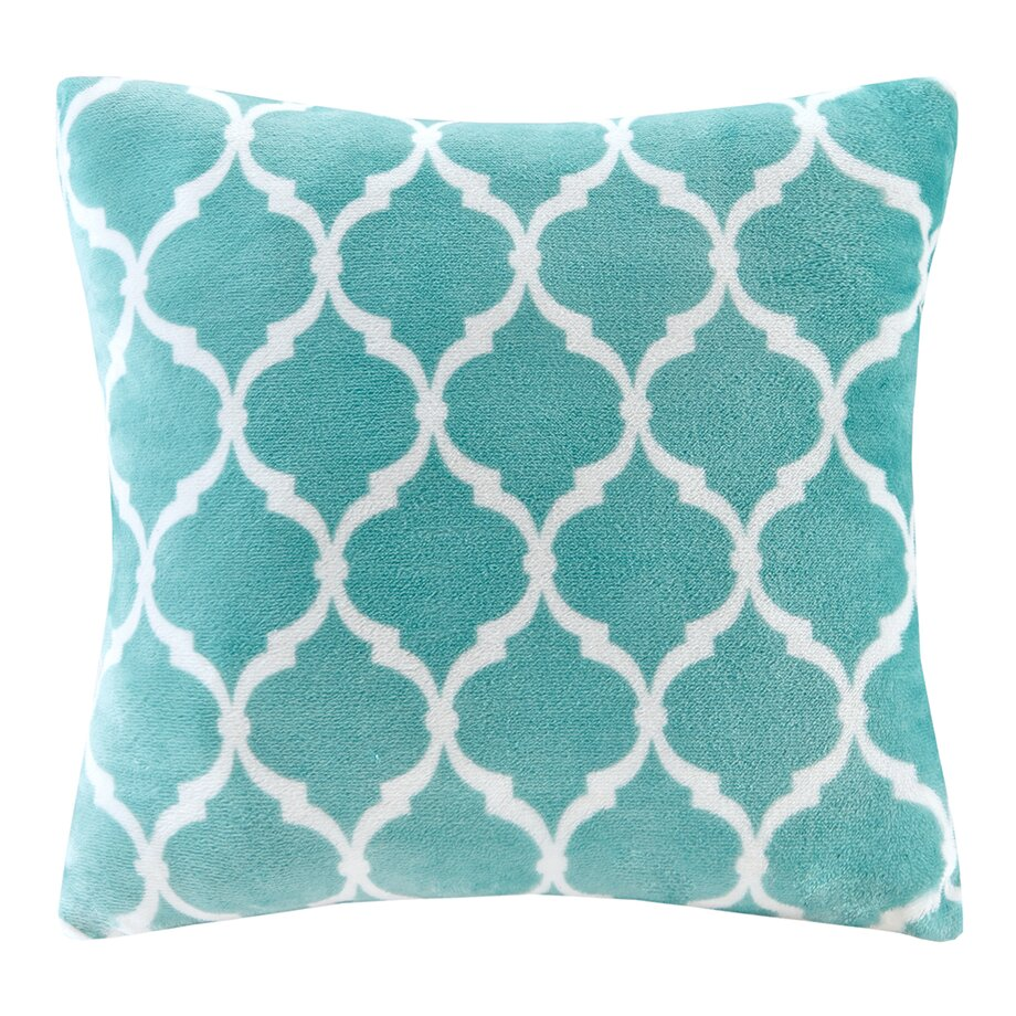 Madison Park Ogee Square Throw Pillow & Reviews Wayfair