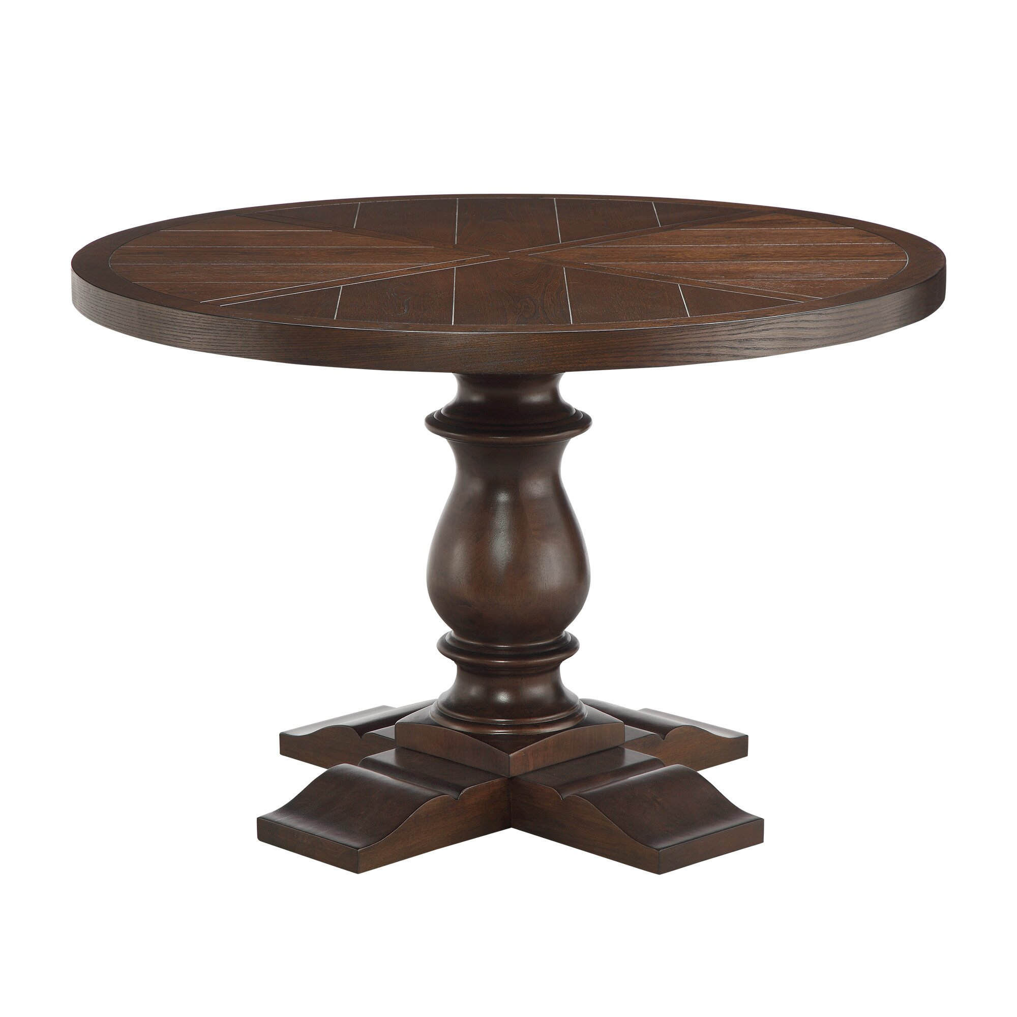 Darby Home Co Booth Dining Table  Wayfair