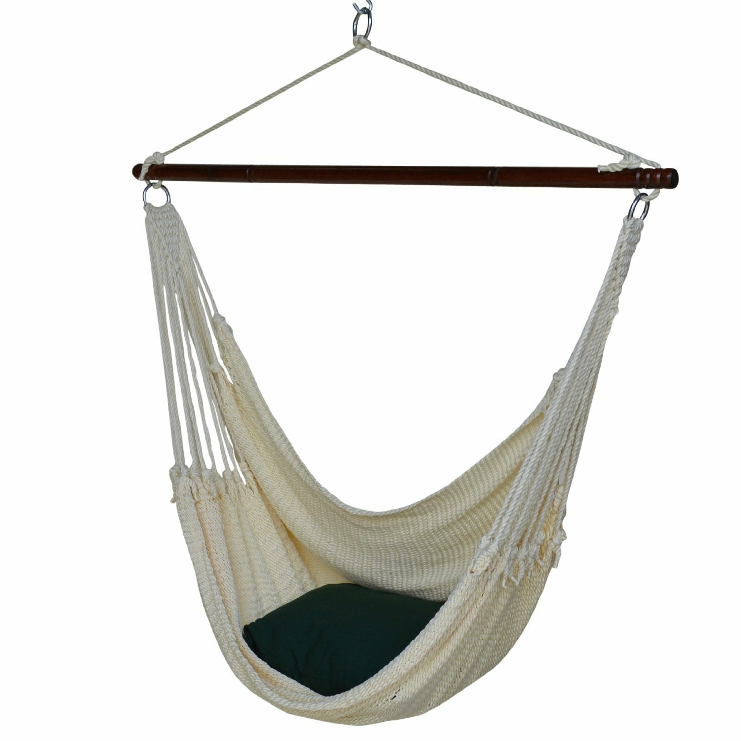 KWHammocks Jumbo Caribbean Hammock Chair amp Reviews Wayfair : Jumbo Caribbean Hammock Chair JCHC from www.wayfair.com size 1500 x 1500 jpeg 184kB