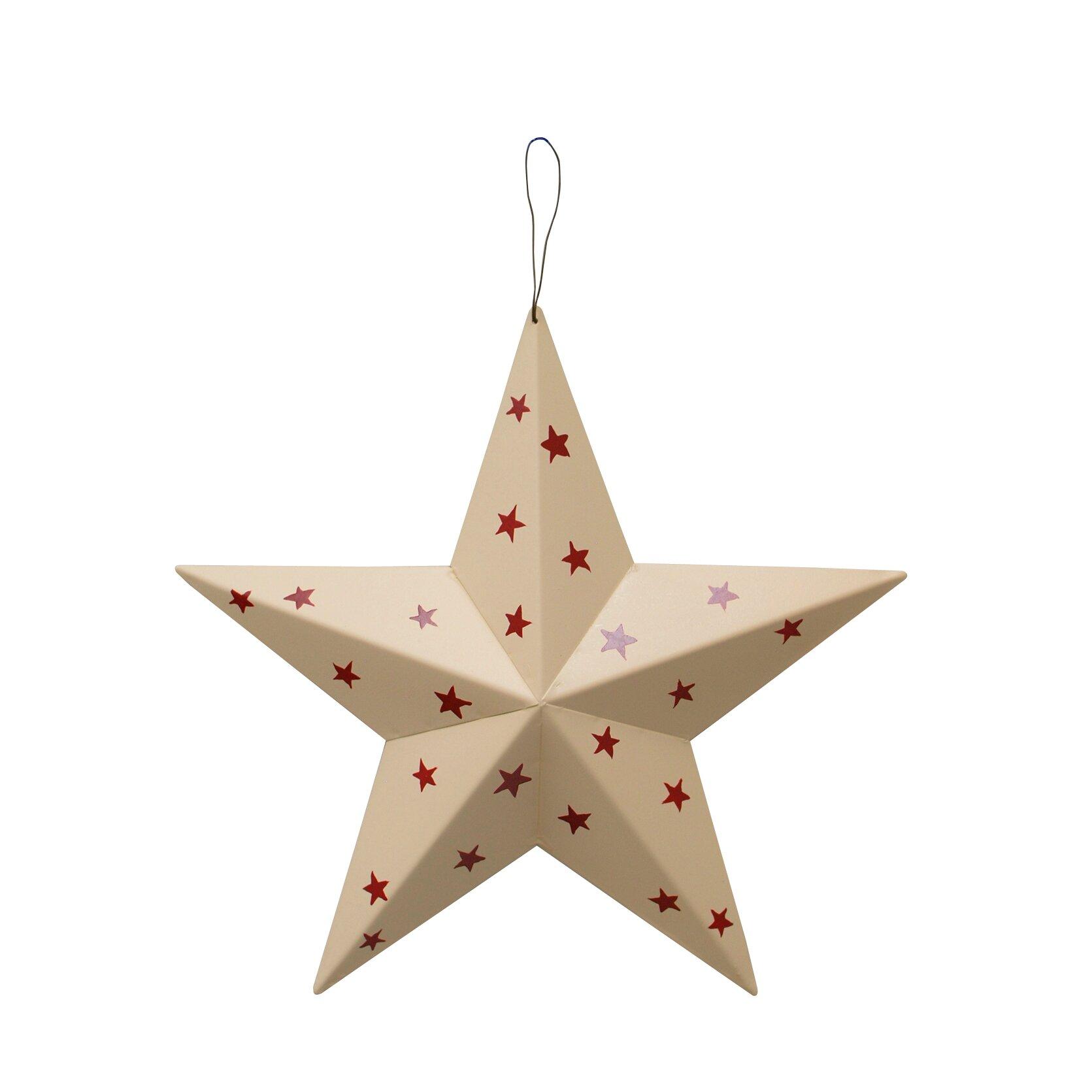 Attractiondesignhome Americana Patriotic Barn 3d Stars