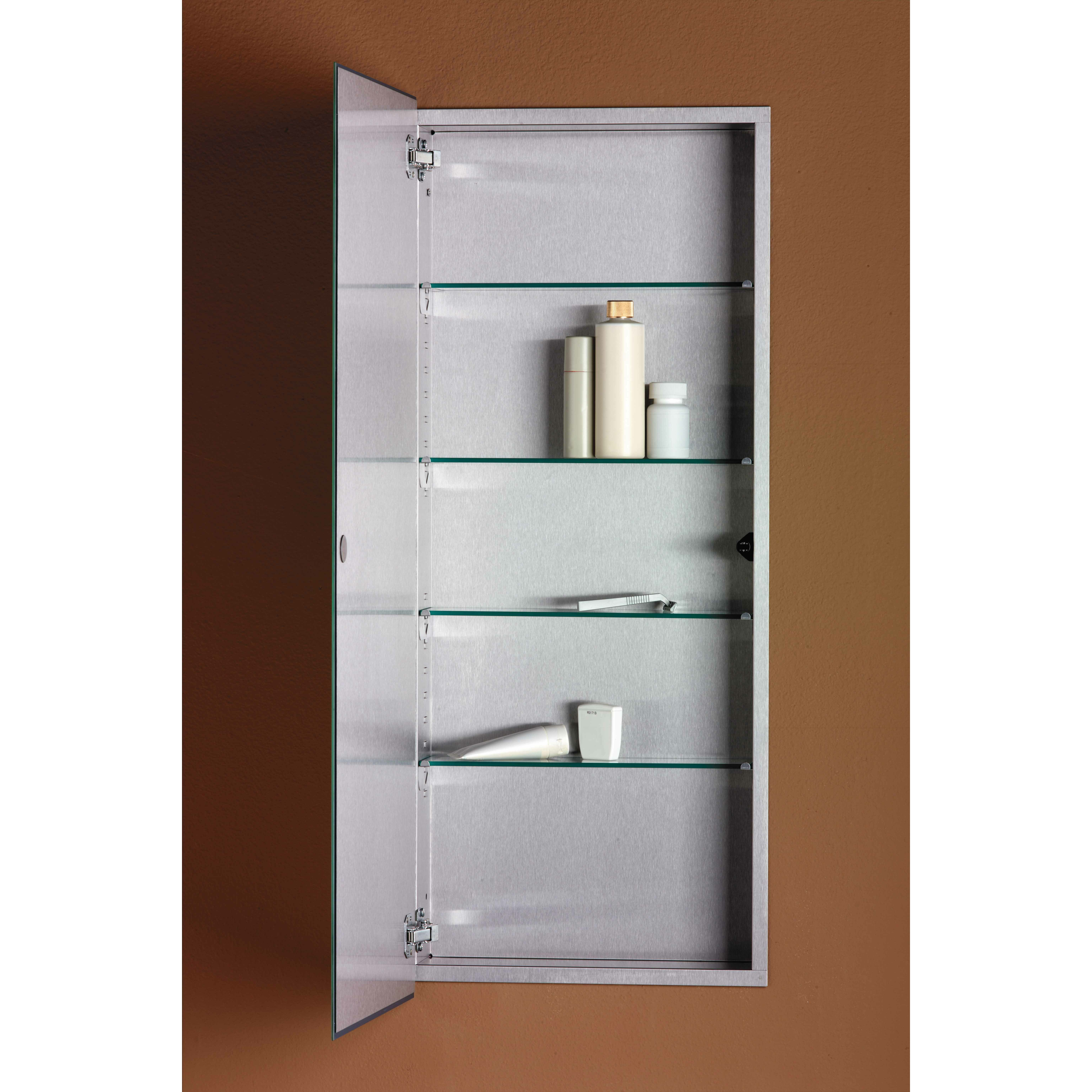 Jensen 15 X 36 Recessed Medicine Cabinet Reviews