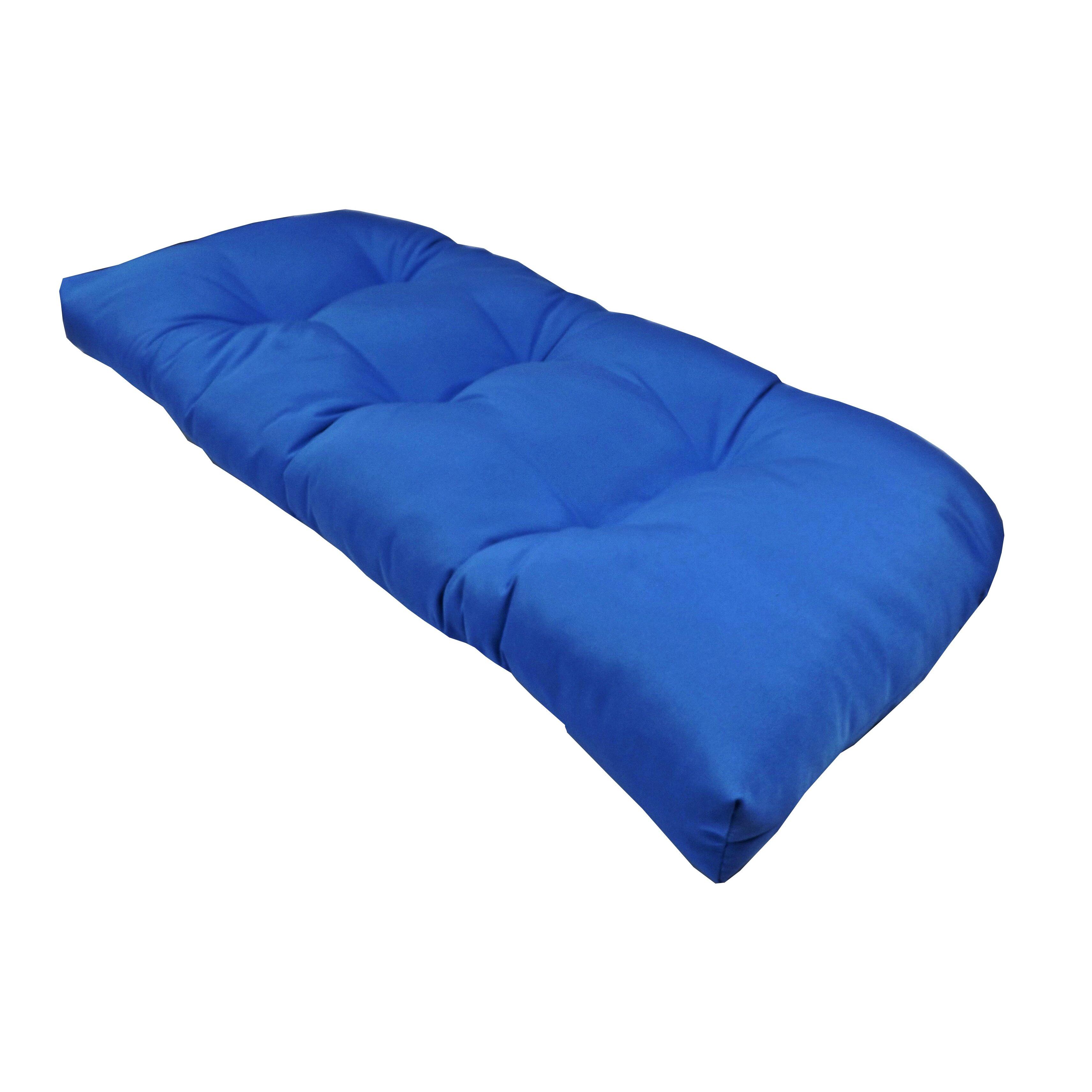 Cushion Pros Outdoor Sunbrella Loveseat Cushion Reviews Wayfair