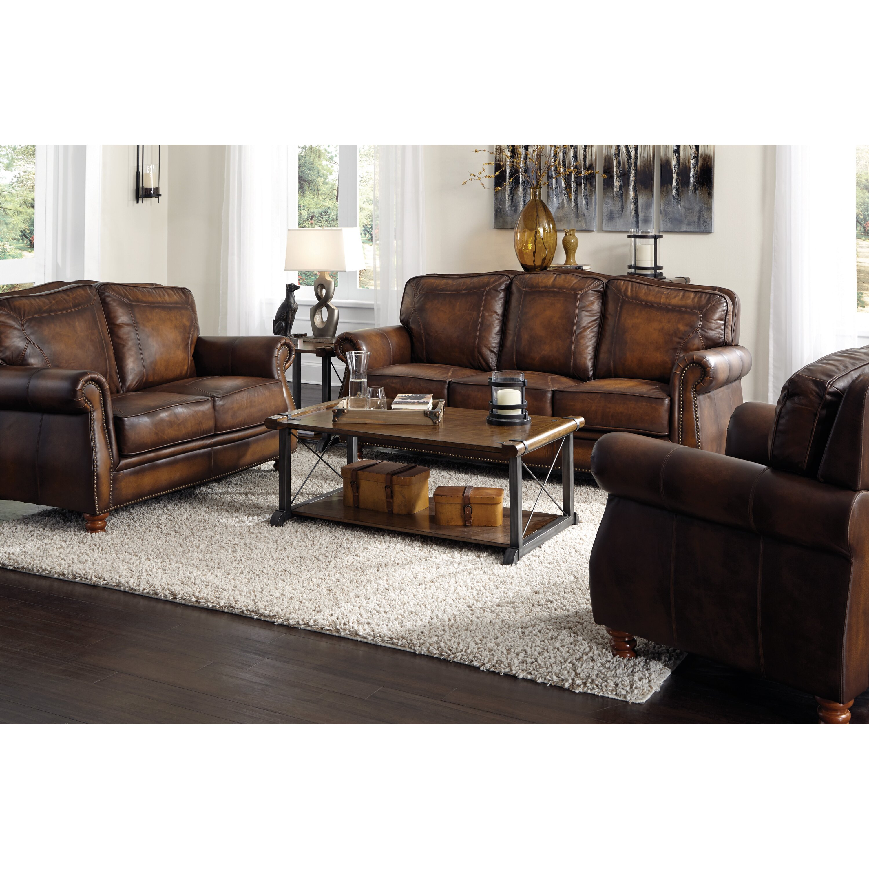 Rosalind wheeler walborn leather sofa reviews wayfair for Leather sofa reviews