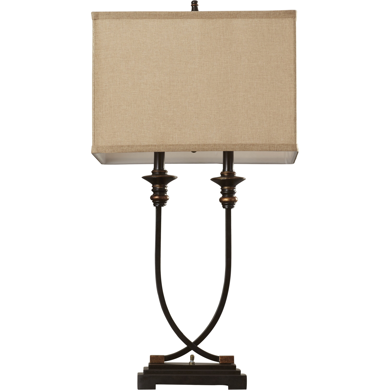 rosalind wheeler carnlea 31 5 table lamp reviews wayfair. Black Bedroom Furniture Sets. Home Design Ideas