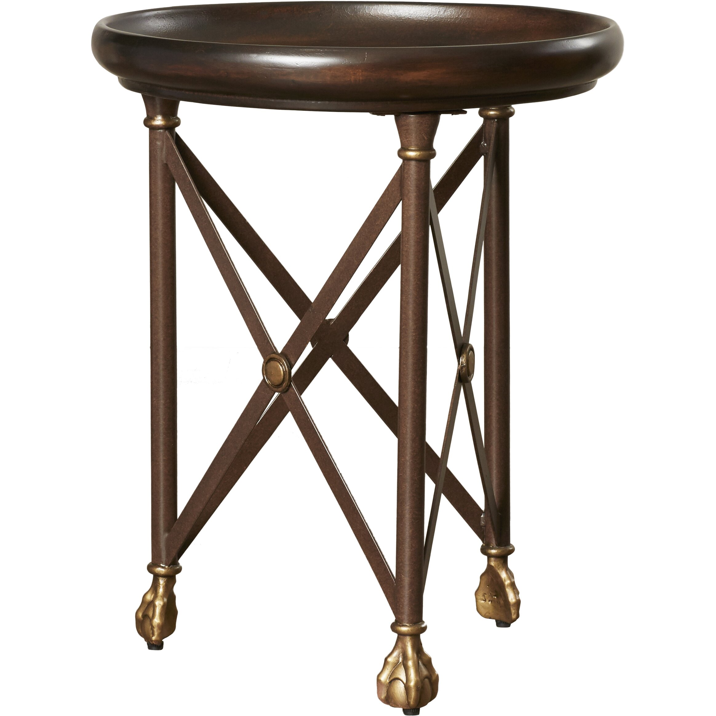 Rosalind wheeler henryson round x end table reviews for Table x reviews