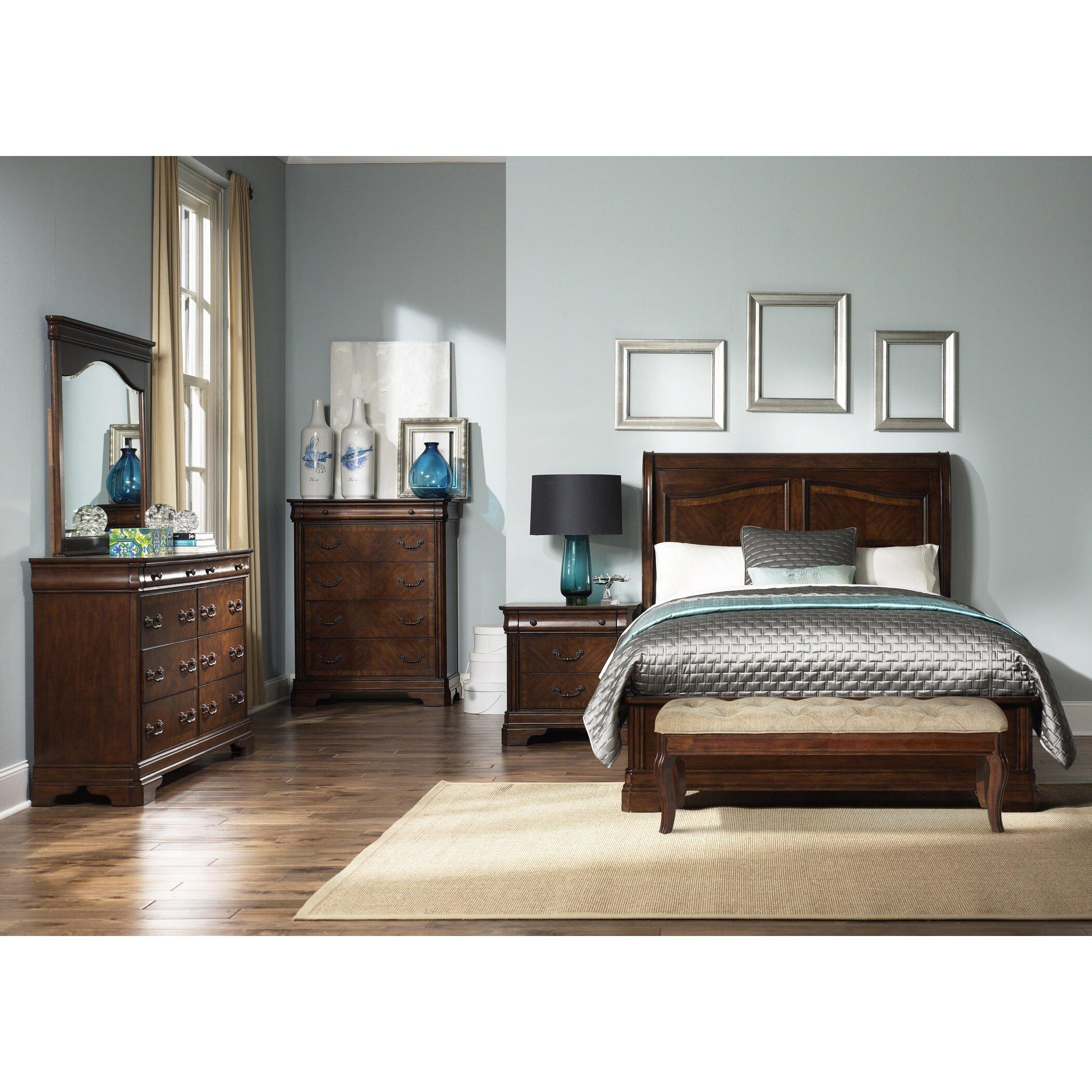 Rosalind Wheeler Ruppert Upholstered Bedroom Bench
