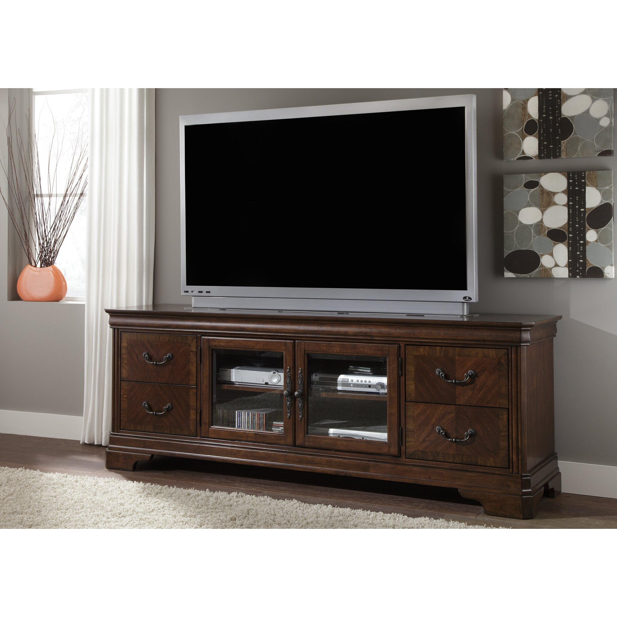 Rosalind Wheeler Ruppert Tv Stand Reviews Wayfair