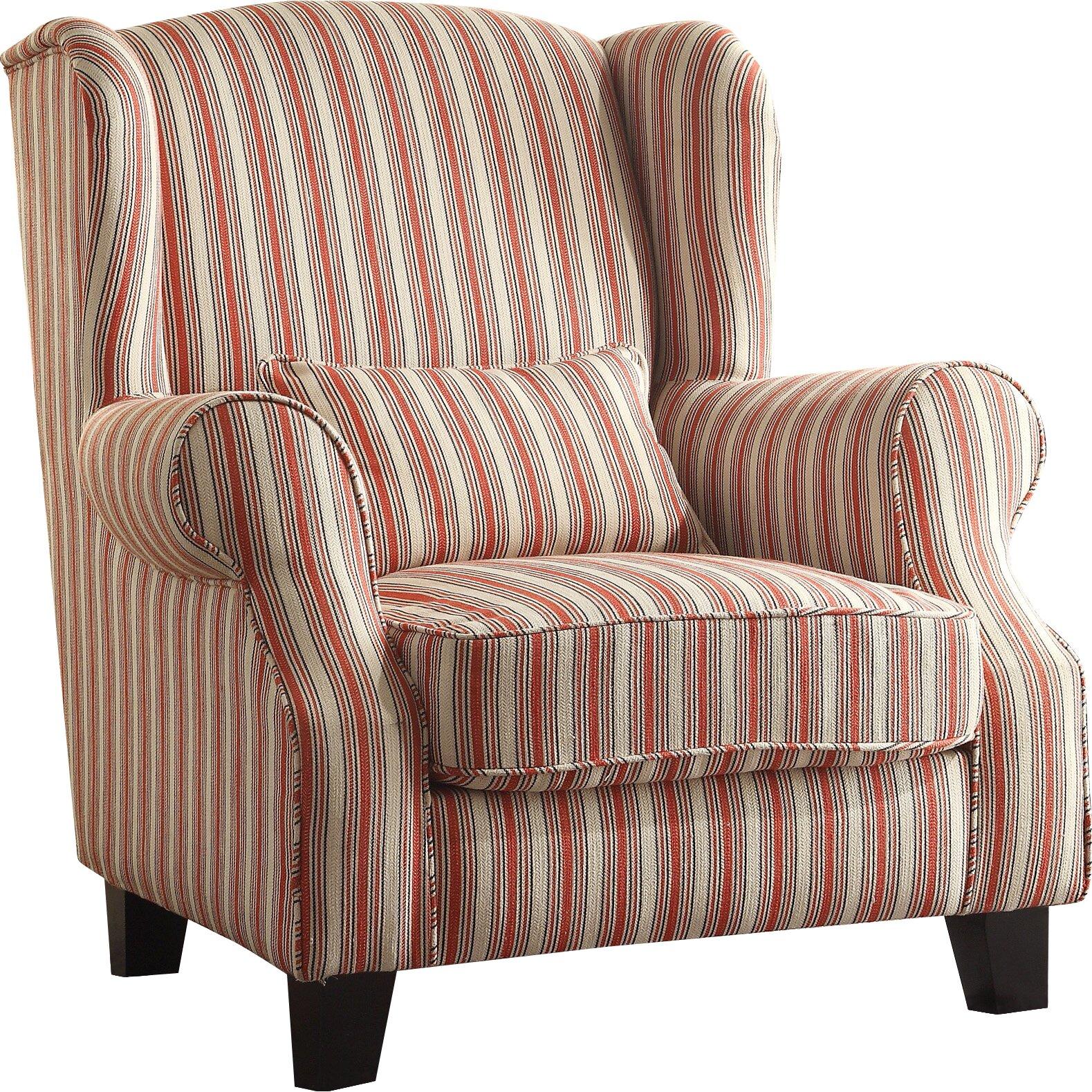 Rosalind Wheeler Dungonnell Wing Arm Chair Amp Reviews Wayfair