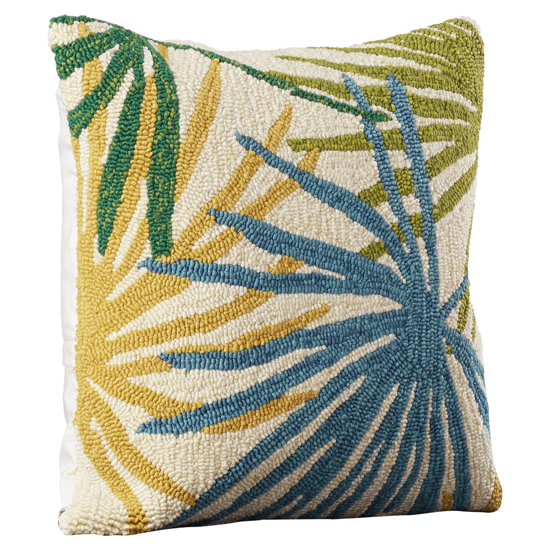 Throw Pillows The Bay : Bay Isle Home Bali Synthetic Throw Pillow & Reviews Wayfair