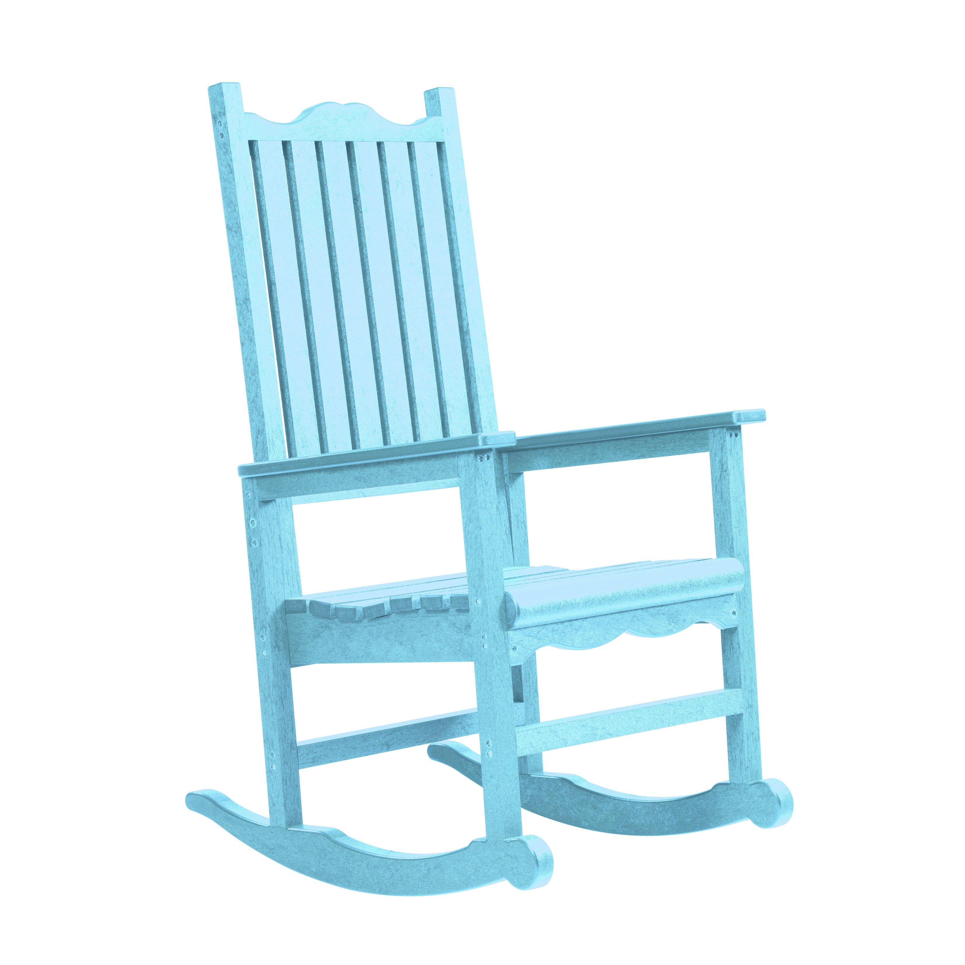 Bay Isle Home Trinidad Porch Rocking Chair & Reviews  Wayfair