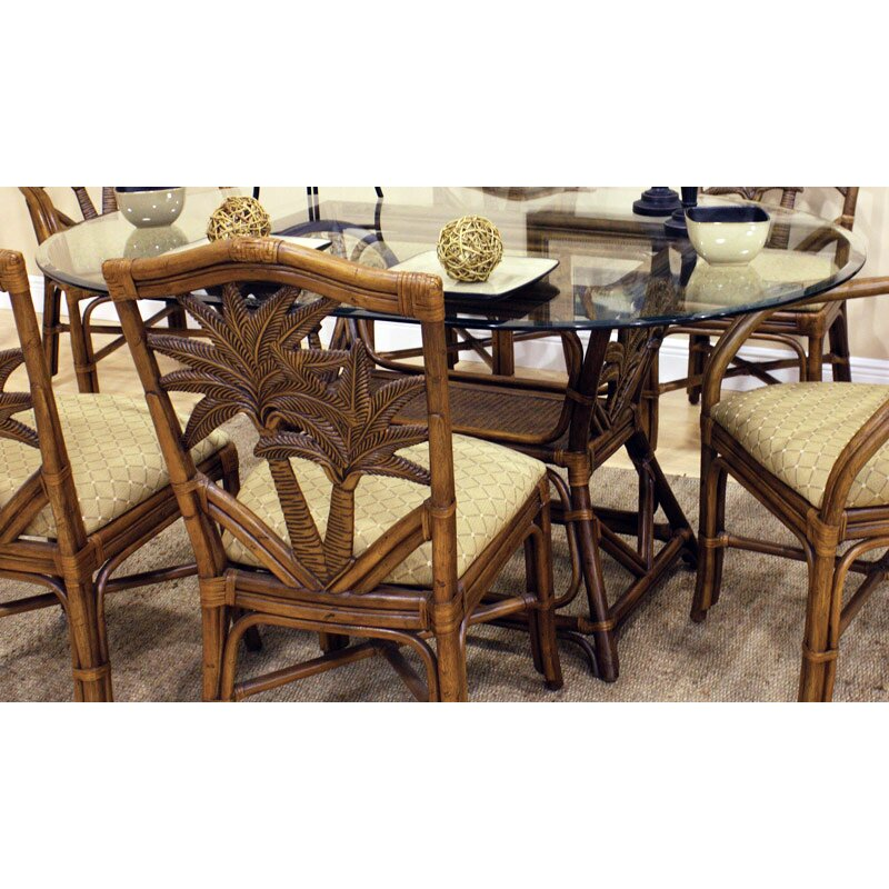 Bay Isle Home Cypress Dining Table Reviews Wayfair