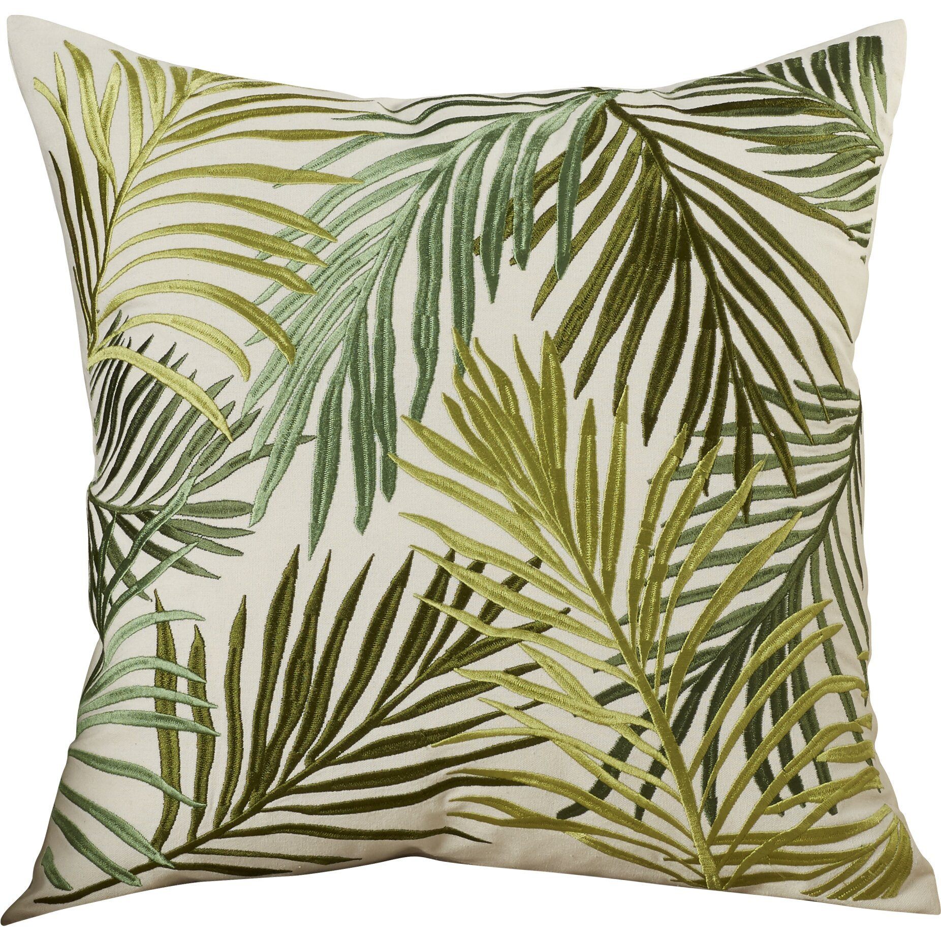 Bay Isle Home Vincent Cotton Throw Pillow & Reviews Wayfair.ca