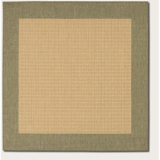 Bay isle home southard checkered field natural area rug reviews wayfair - Checkerboard area rug ...