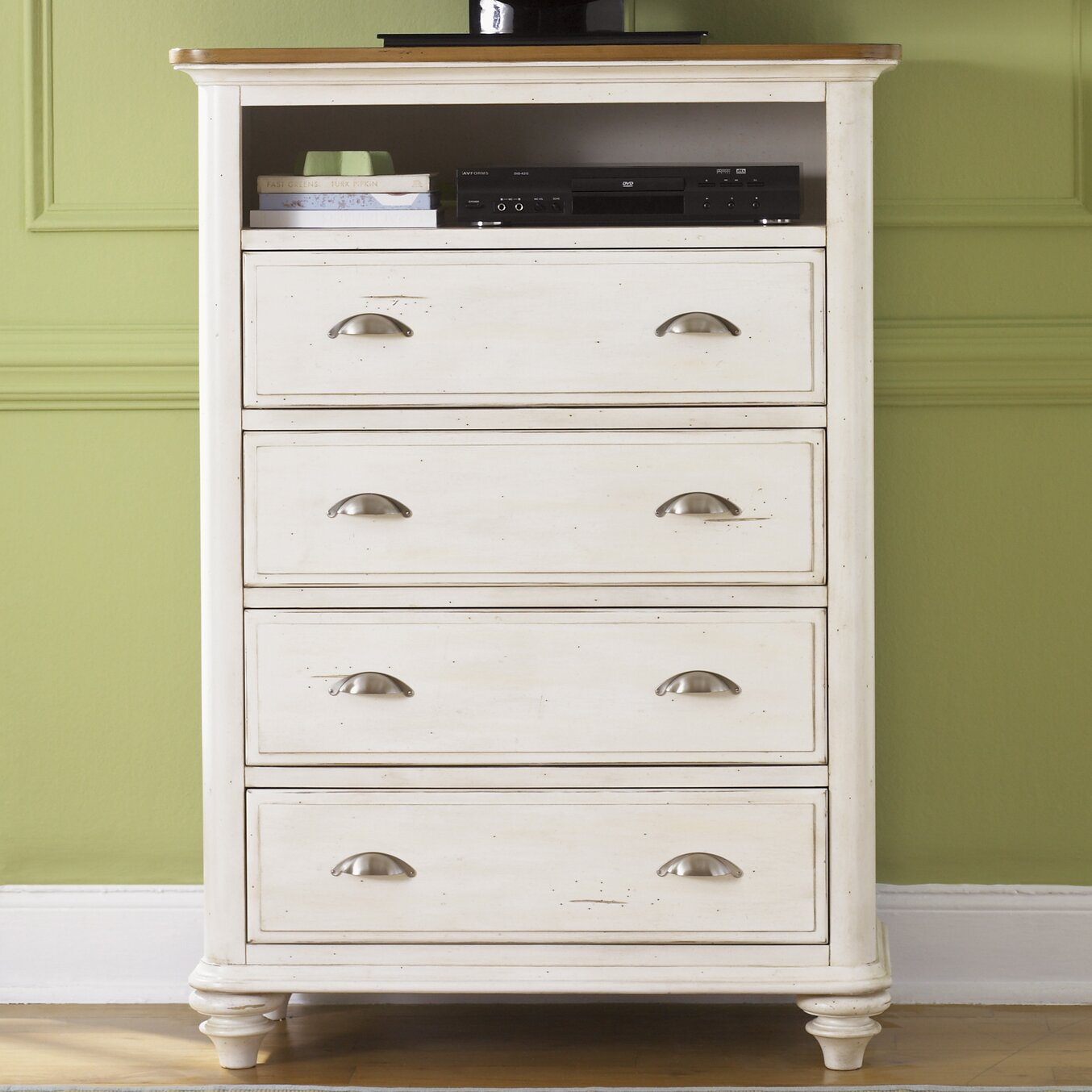 bay isle home duval 4 drawer media chest reviews wayfair. Black Bedroom Furniture Sets. Home Design Ideas