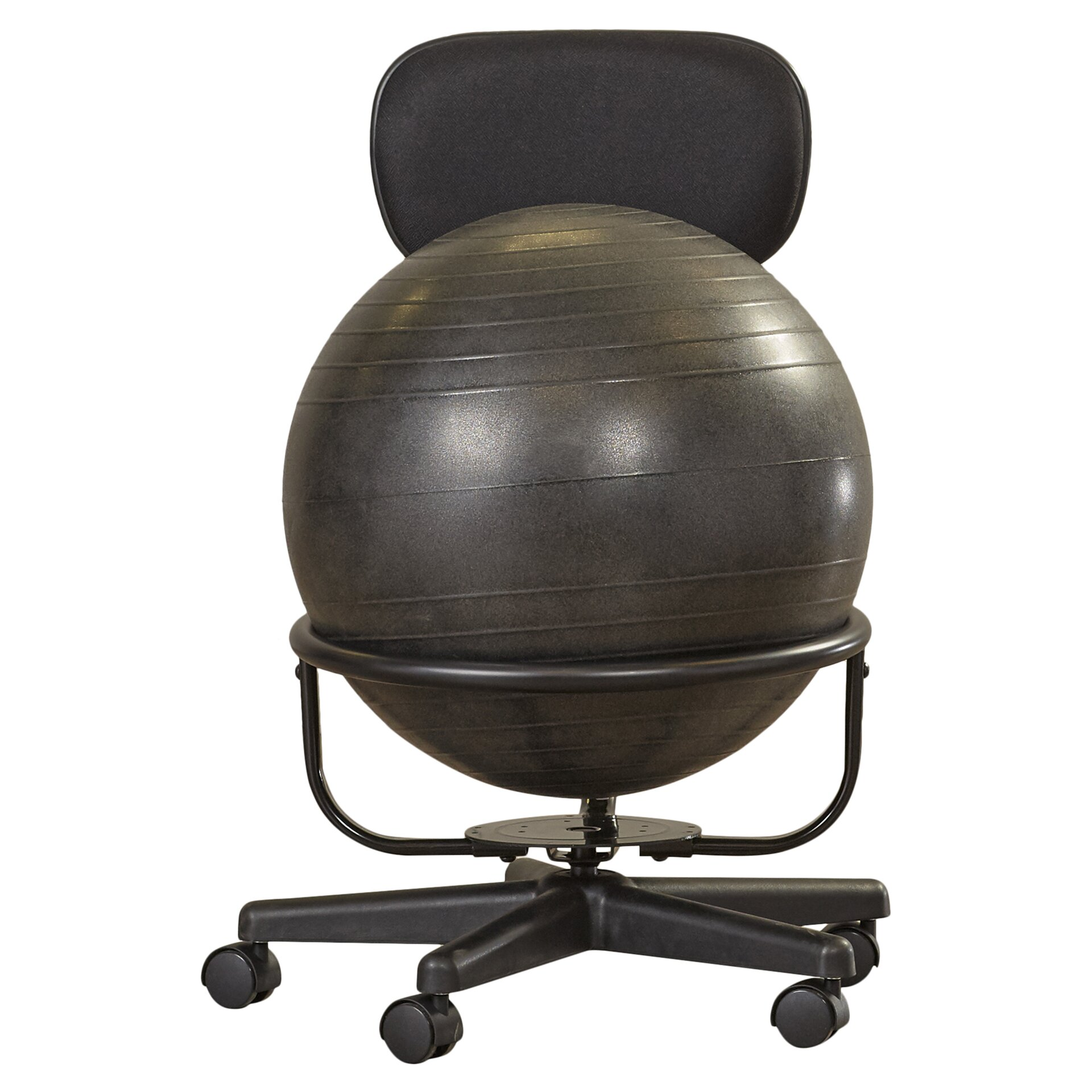 symple stuff exercise ball chair reviews. Black Bedroom Furniture Sets. Home Design Ideas