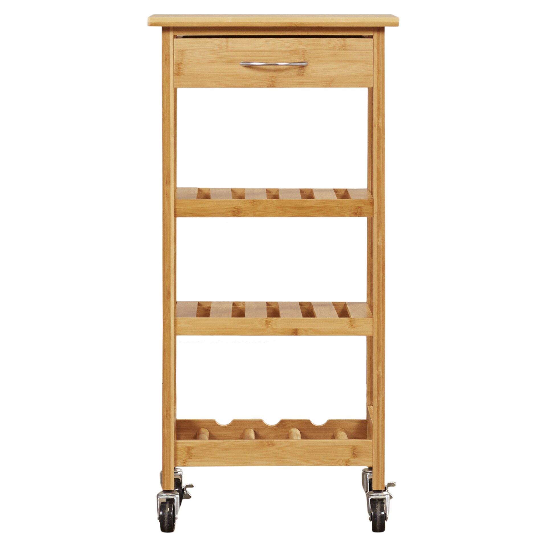 Symple Stuff Kitchen Cart Reviews Wayfair