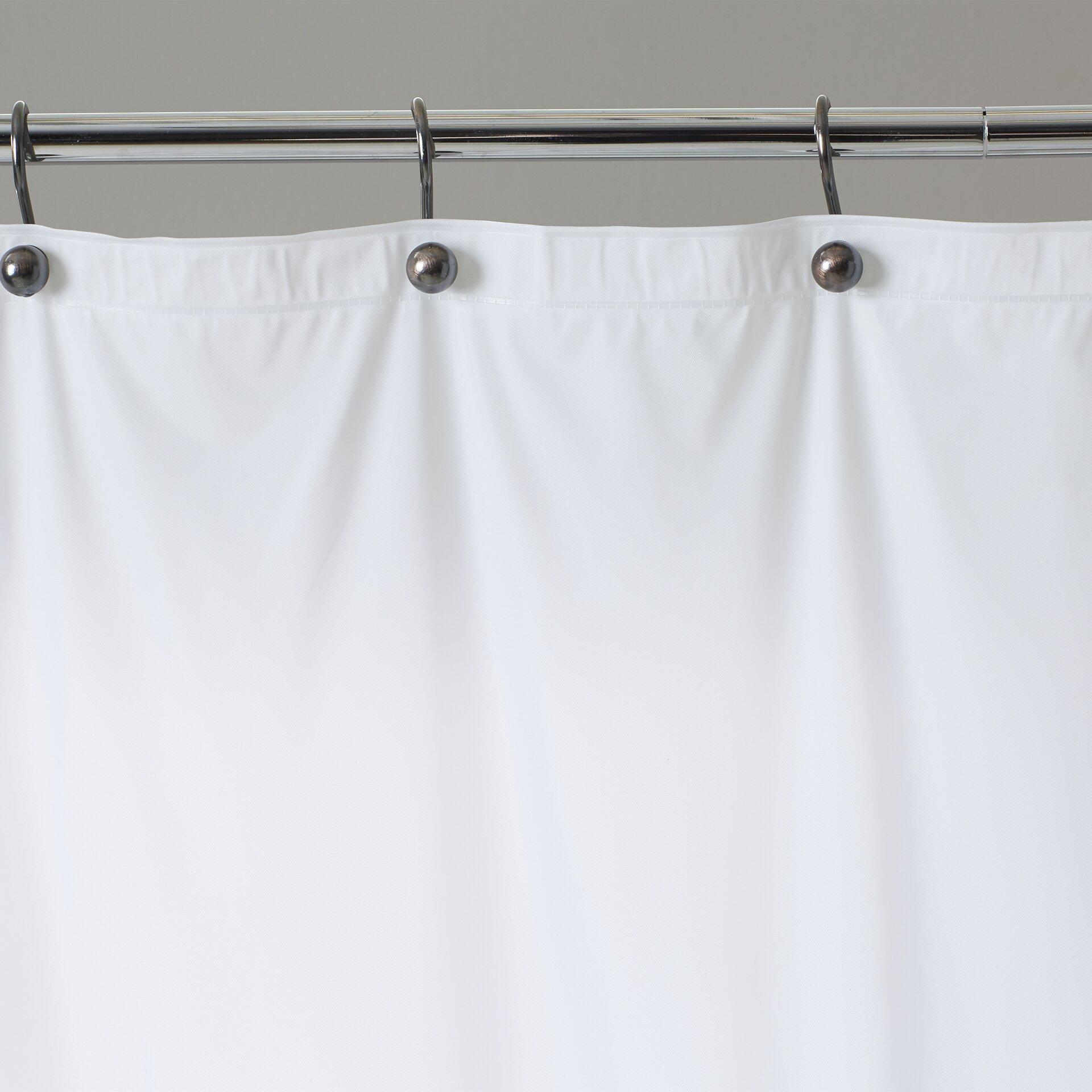 Shower Curtain Liner Vinyl Medium Weight Vinyl Shower Curtain Liner In Beige Bed Heavy Duty