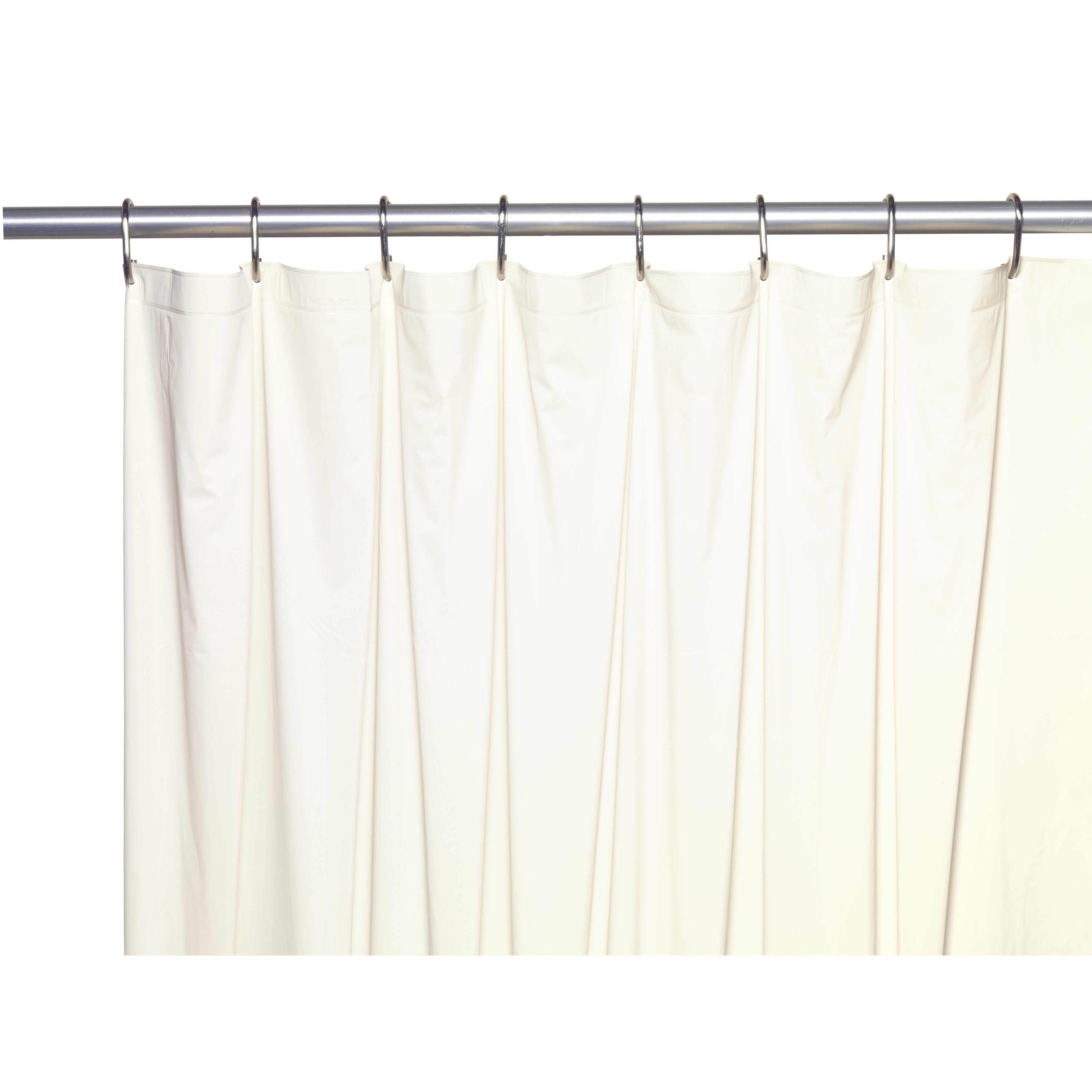 Symple Stuff 5 Gauge Shower Curtain Liner & Reviews