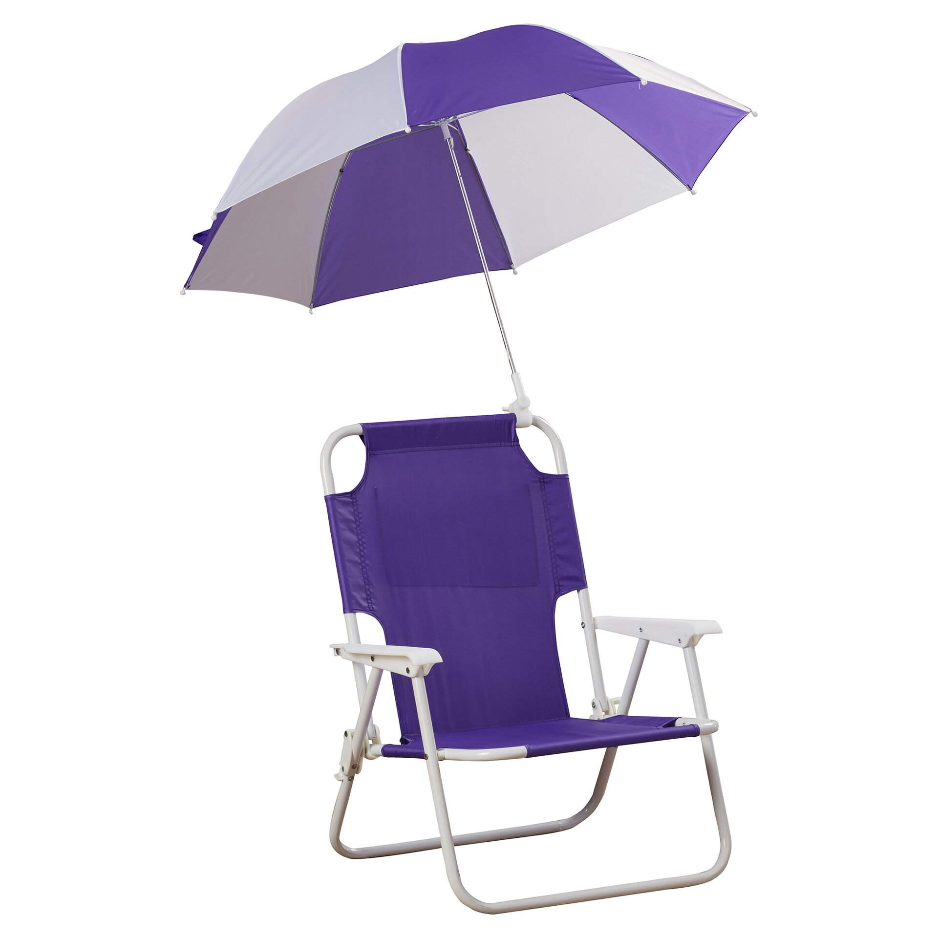 Zoomie Kids Alexus Umbrella Kids Beach Chair & Reviews ...