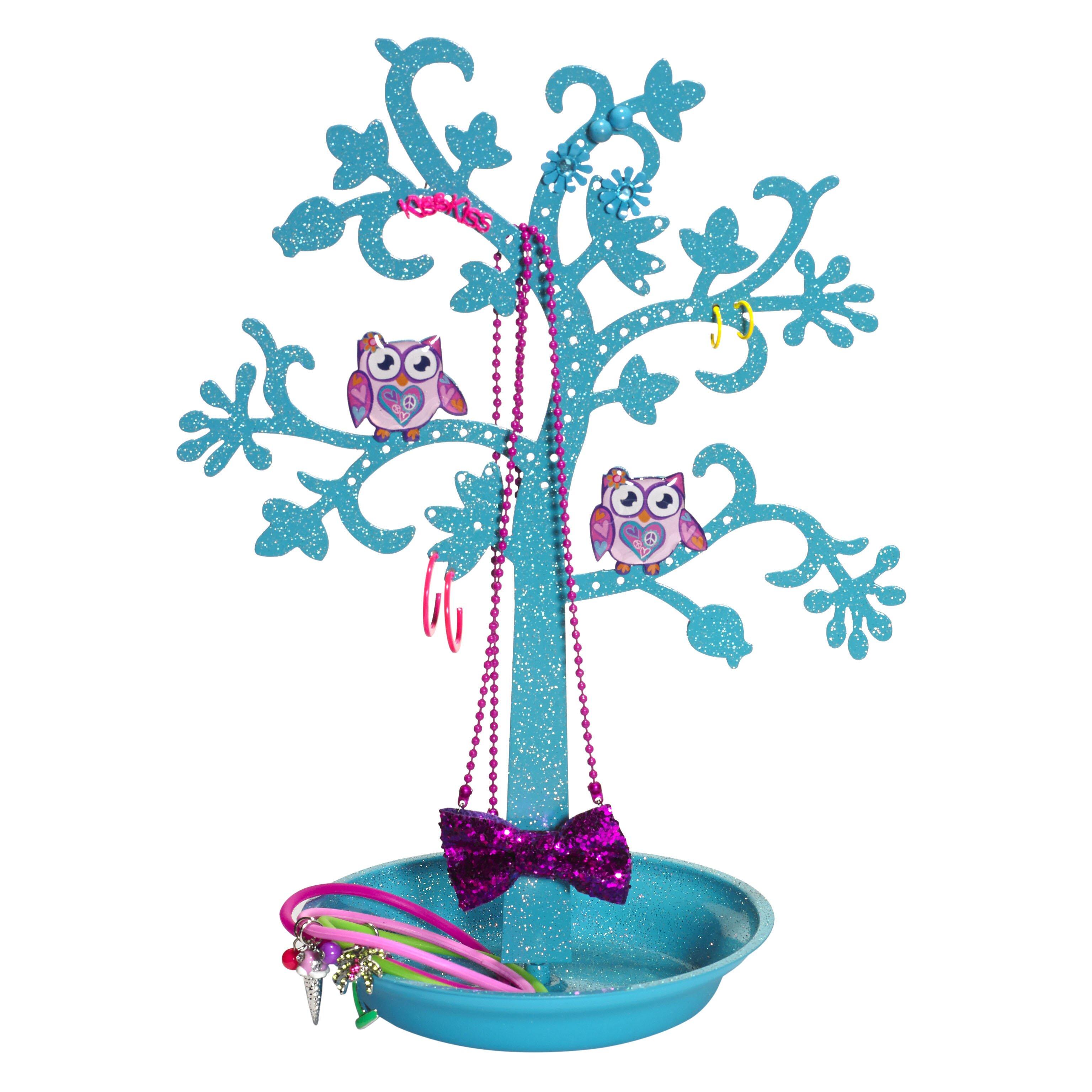 Zoomie Kids Owl Jewelry Holder Amp Reviews Wayfair