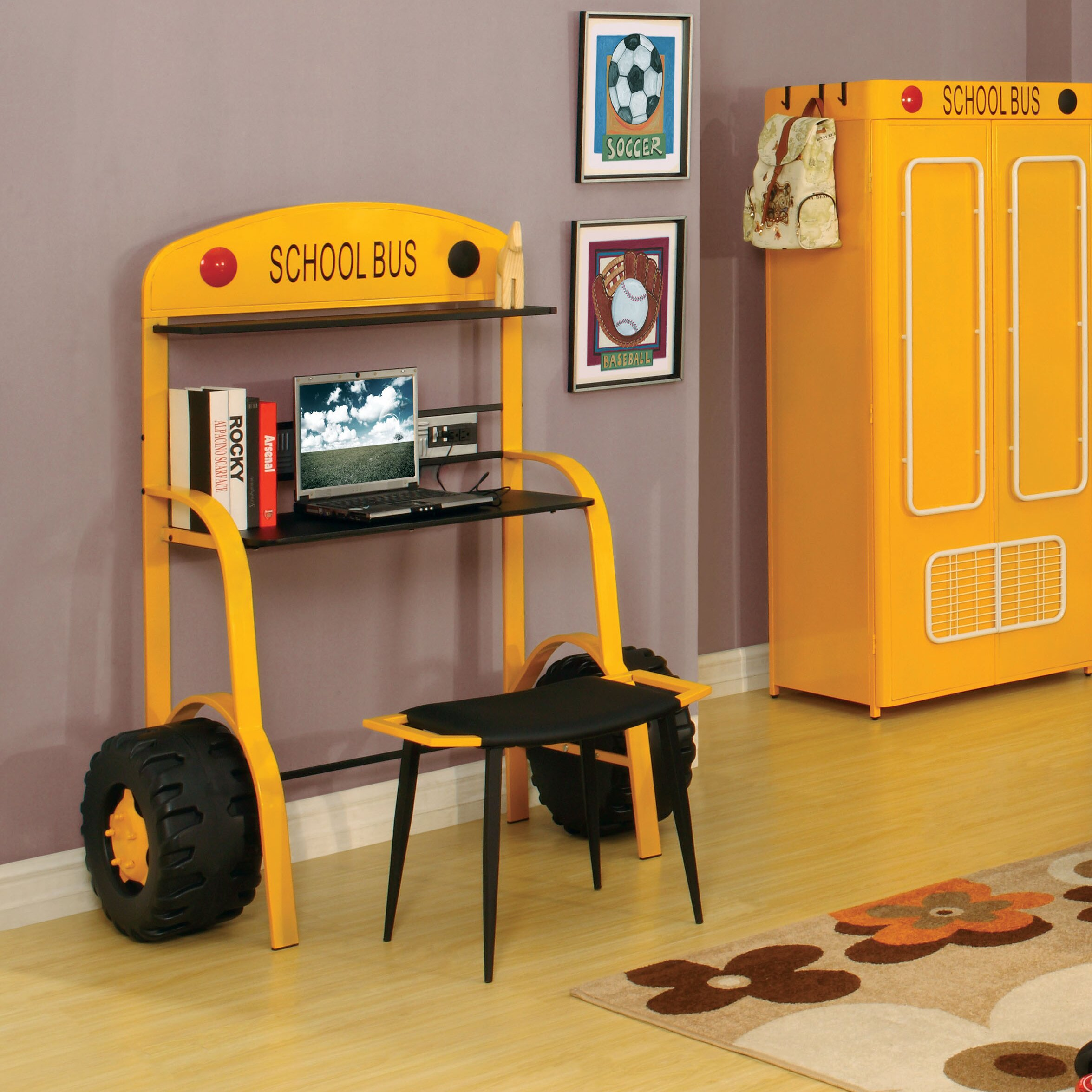 kids writing desk Your kids want a desk that could fit right along with mom or dad's office - find that stylish kids desk at a discount price at my bob's.
