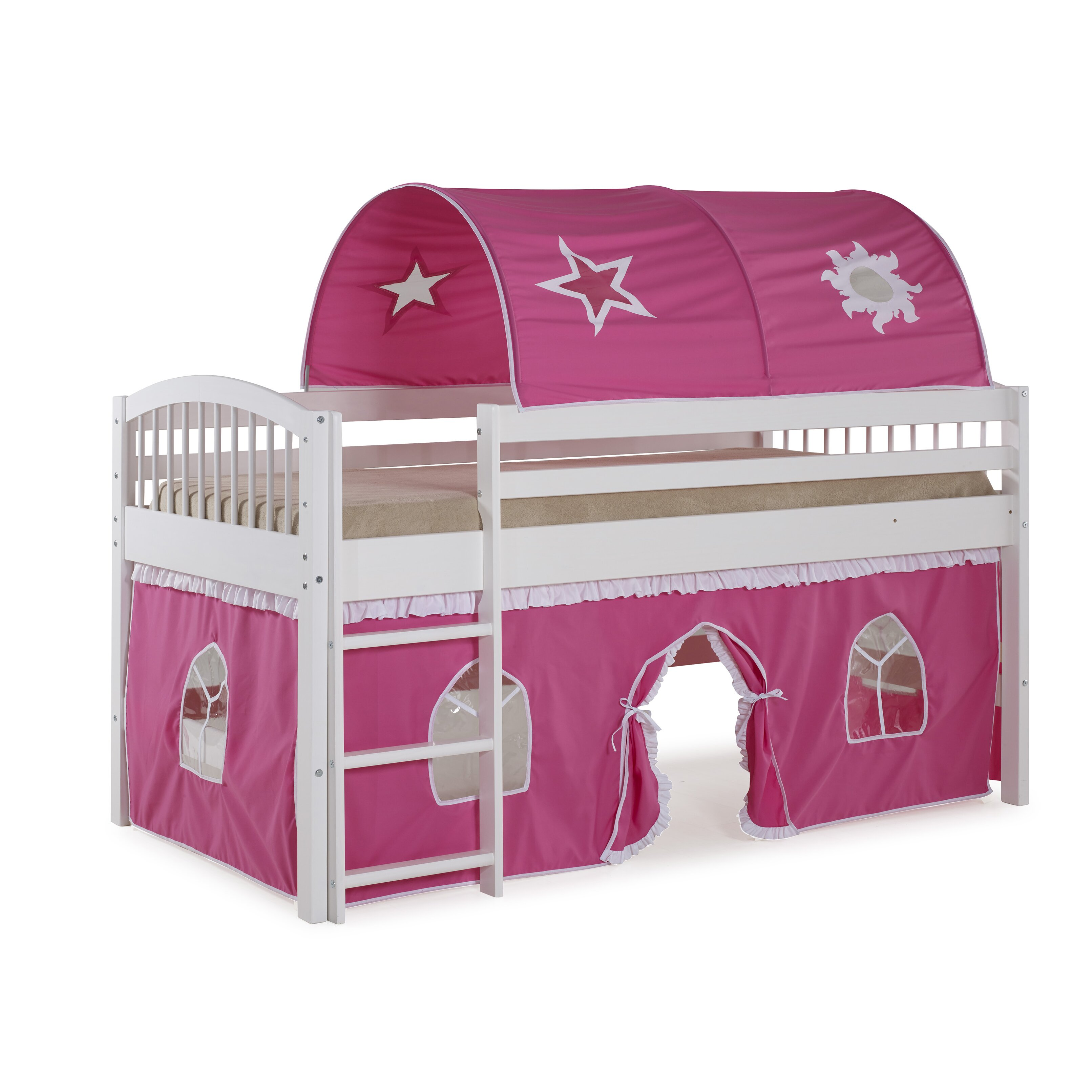 Step2 princess palace twin bed car interior design - Twin Bed