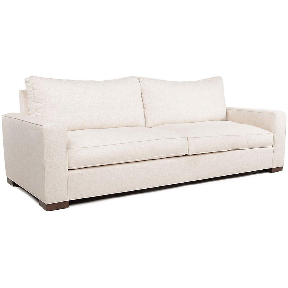 Jaxon madrid upholstered sofa wayfair - Sofas en madrid ...