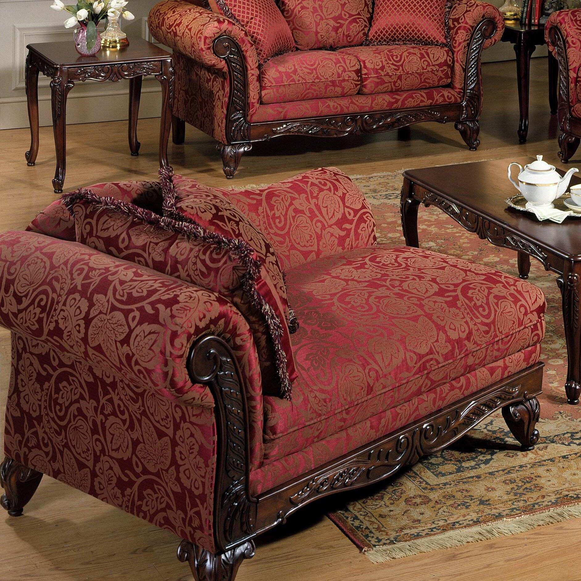 Astoria Grand Serta Upholstery Belmond Chaise Lounge
