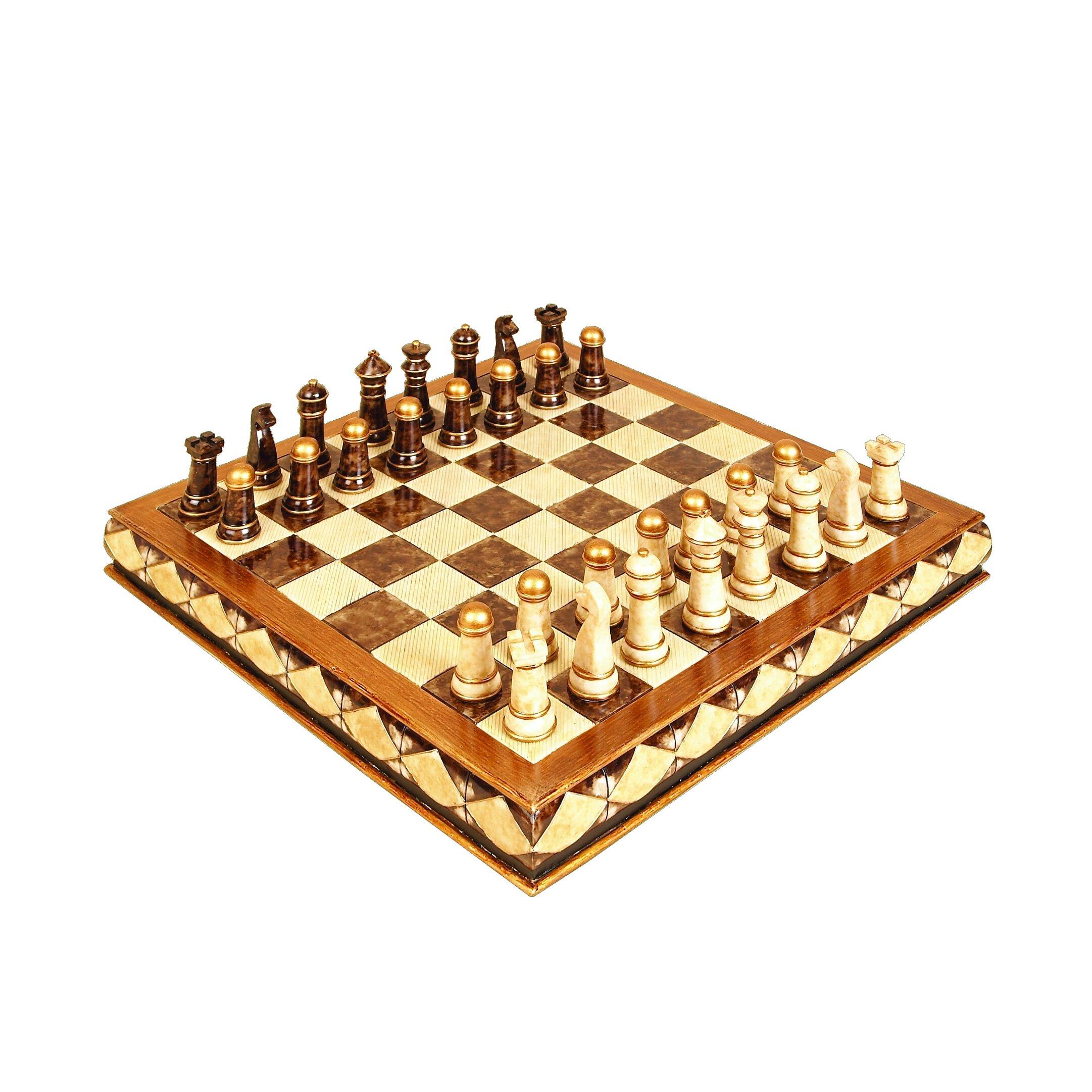 Astoria Grand Decorative Entertaining Chess Reviews