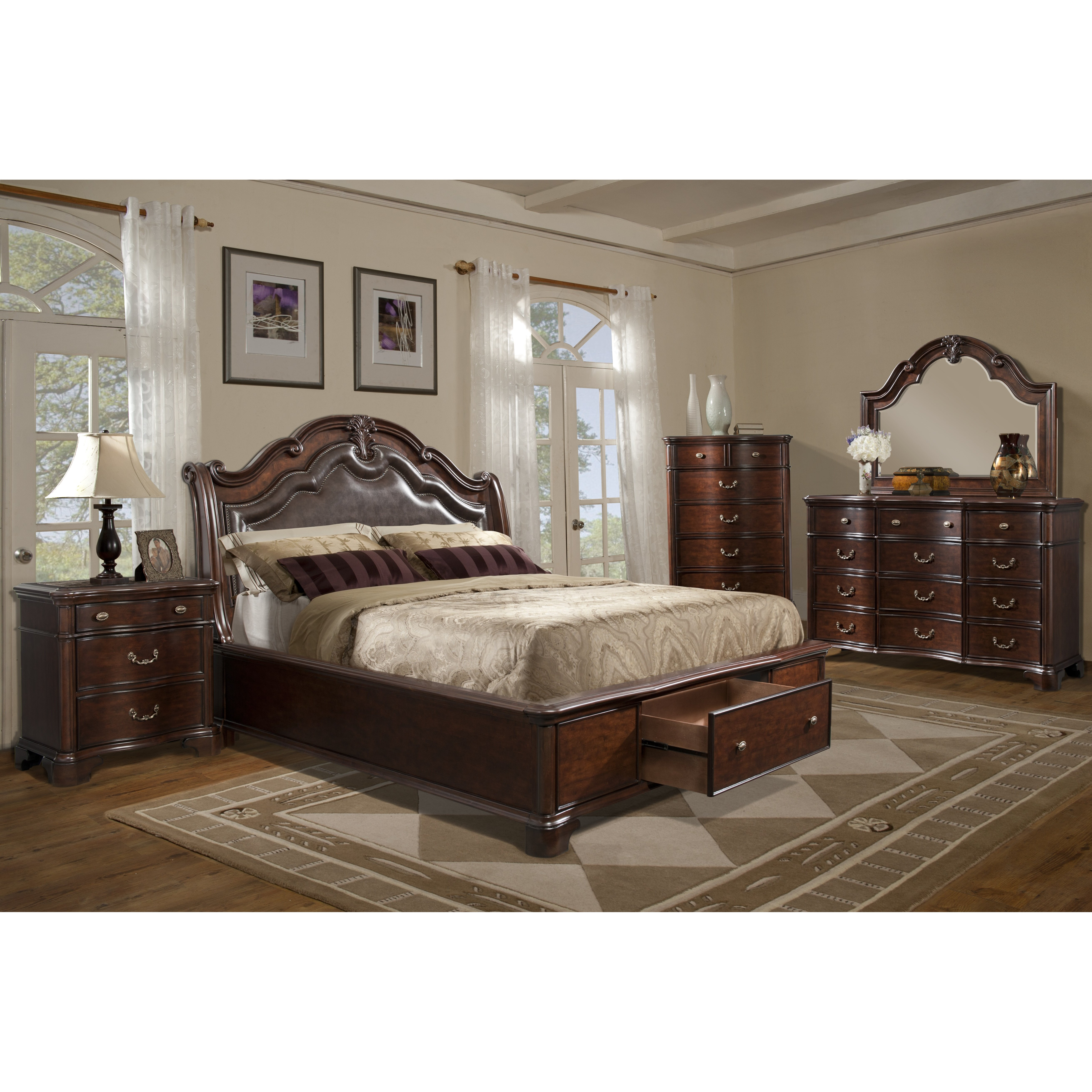 furniture bedroom furniture cherry dressers astoria grand sku