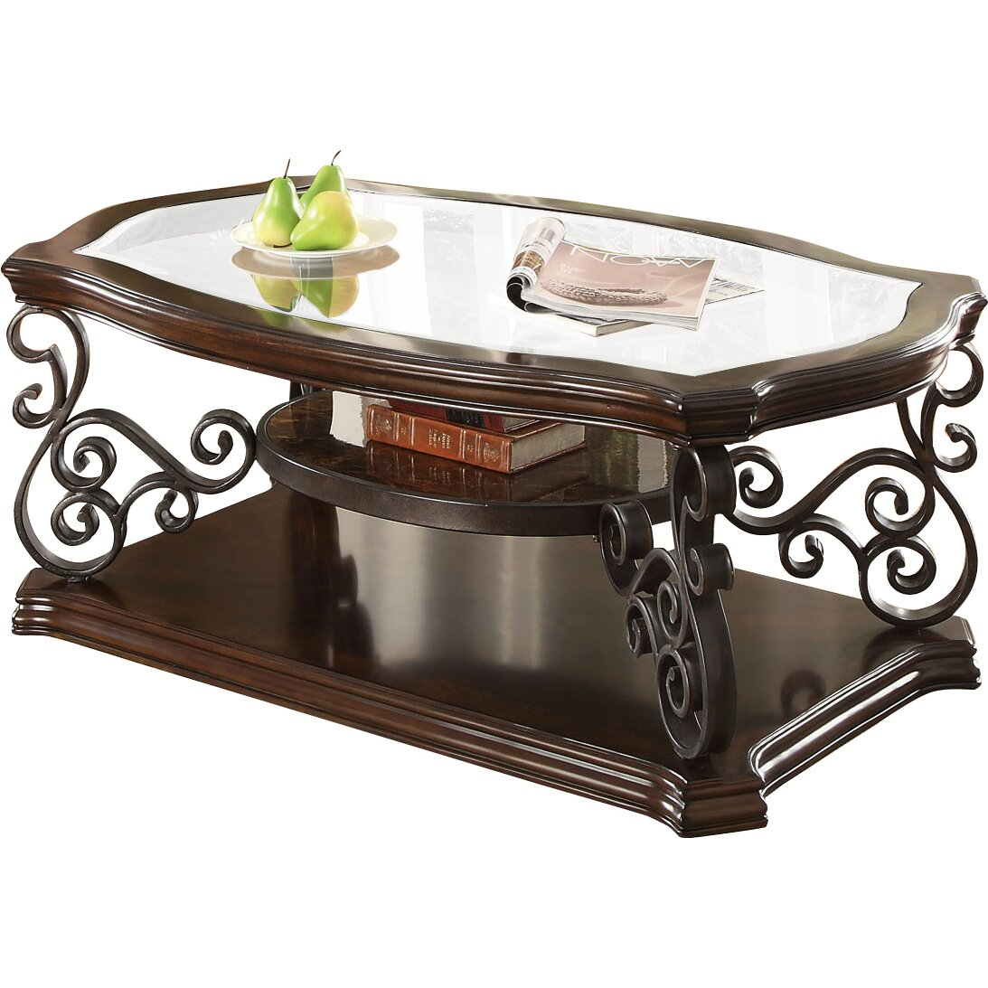 Astoria Grand Randalholme Coffee Table & Reviews