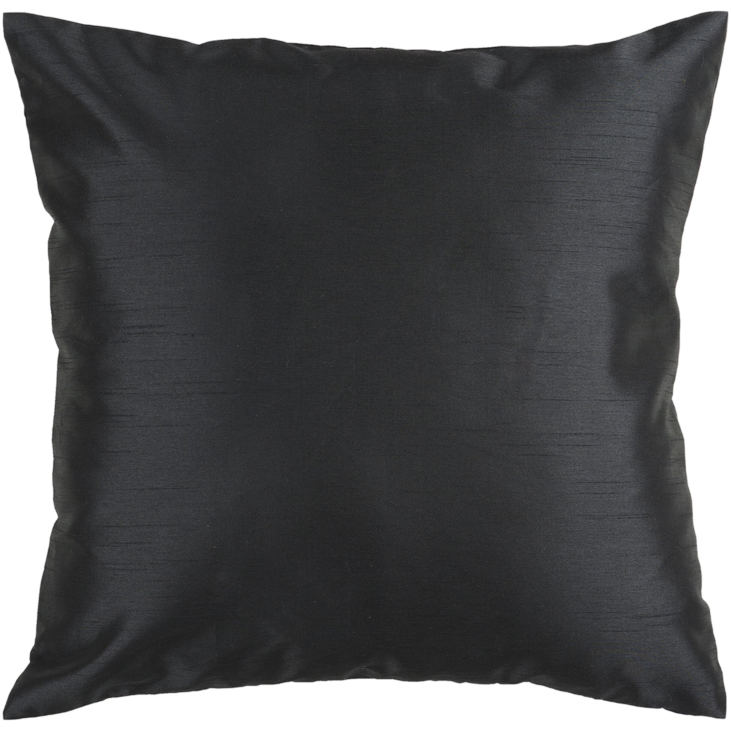 Astoria Grand Appley Solid Luxe Synthetic Throw Pillow & Reviews Wayfair