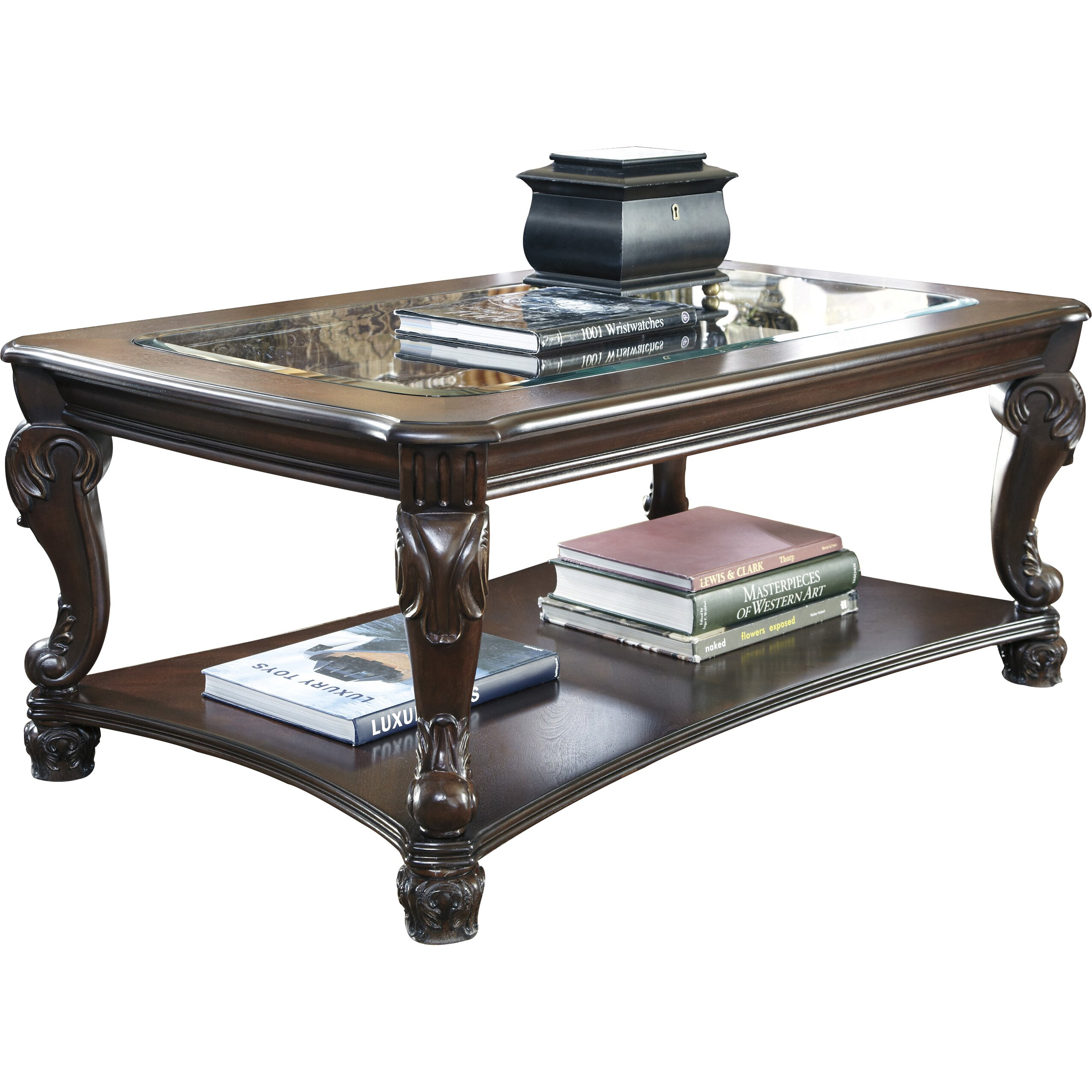 Astoria Grand Chillon Coffee Table & Reviews