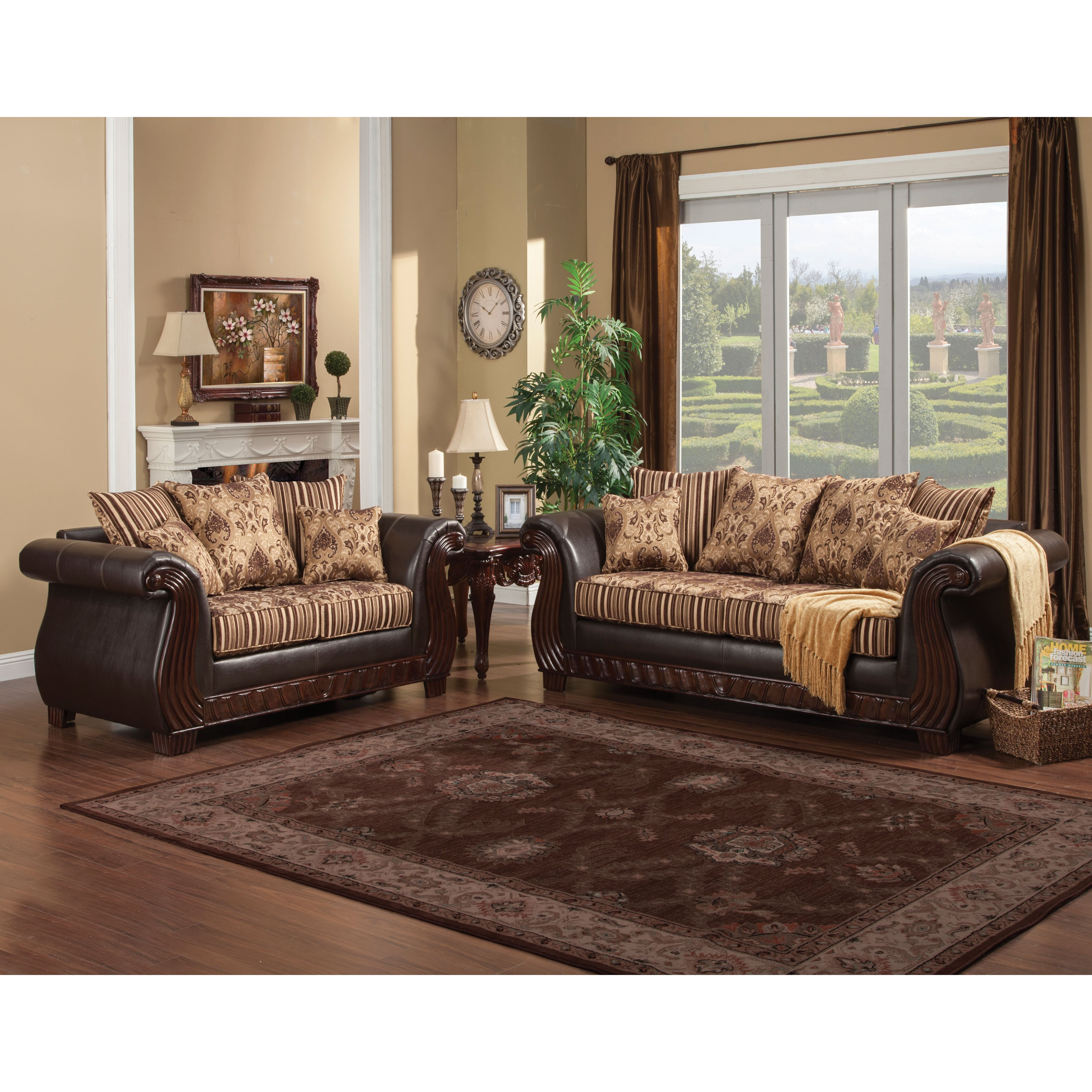 Astoria Grand Living Room Wayfair Supply