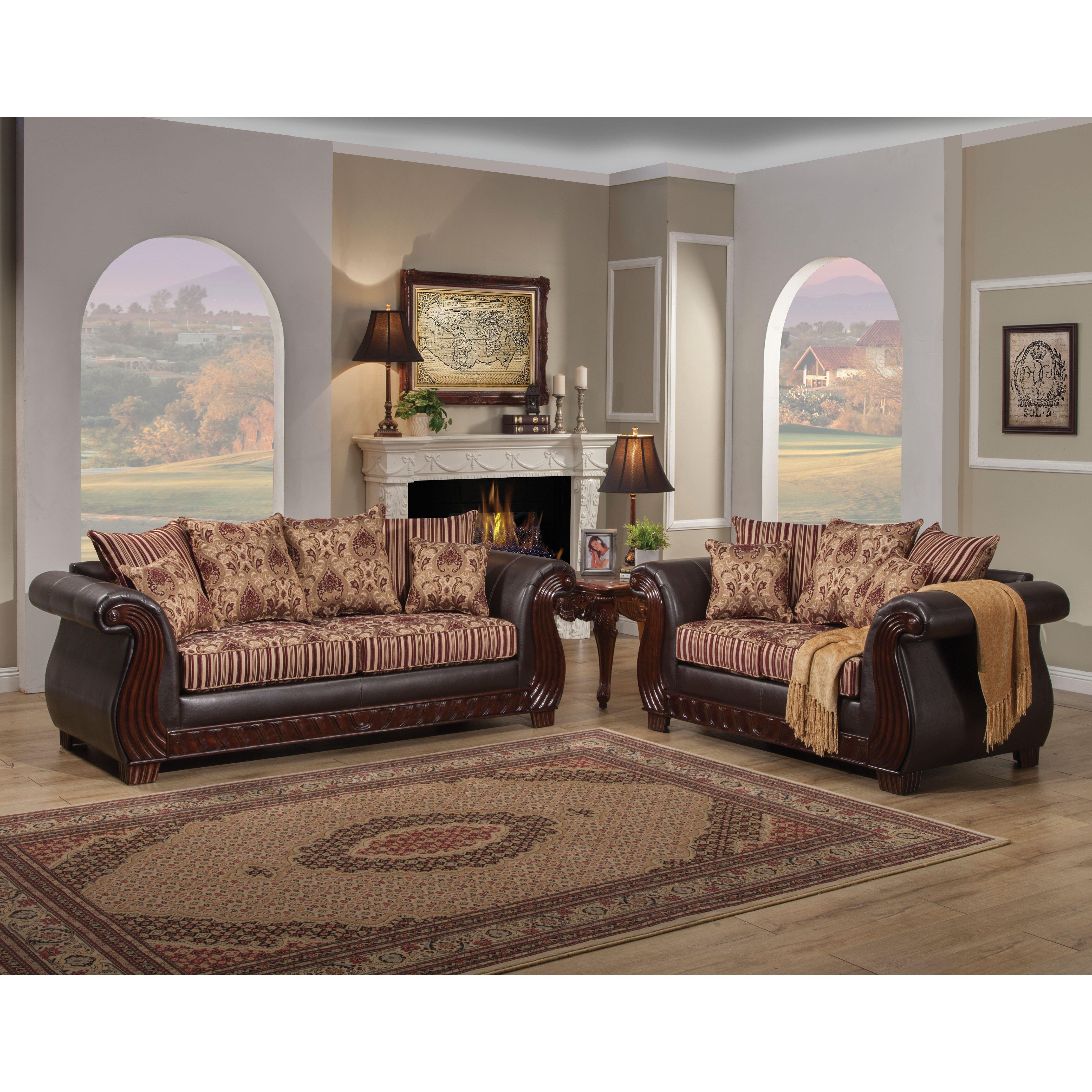Astoria Grand Living Room