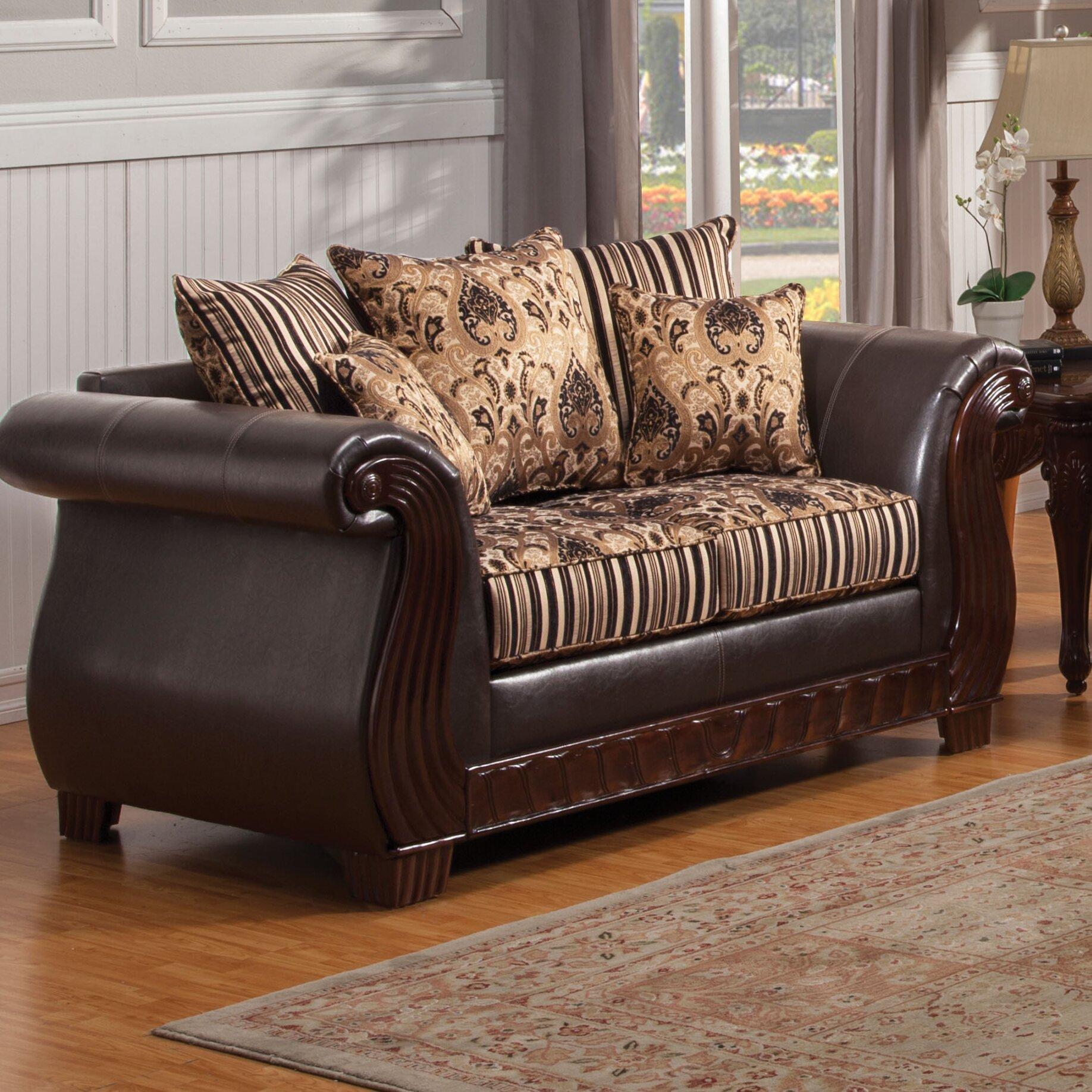 Astoria Grand Living Room Wayfair