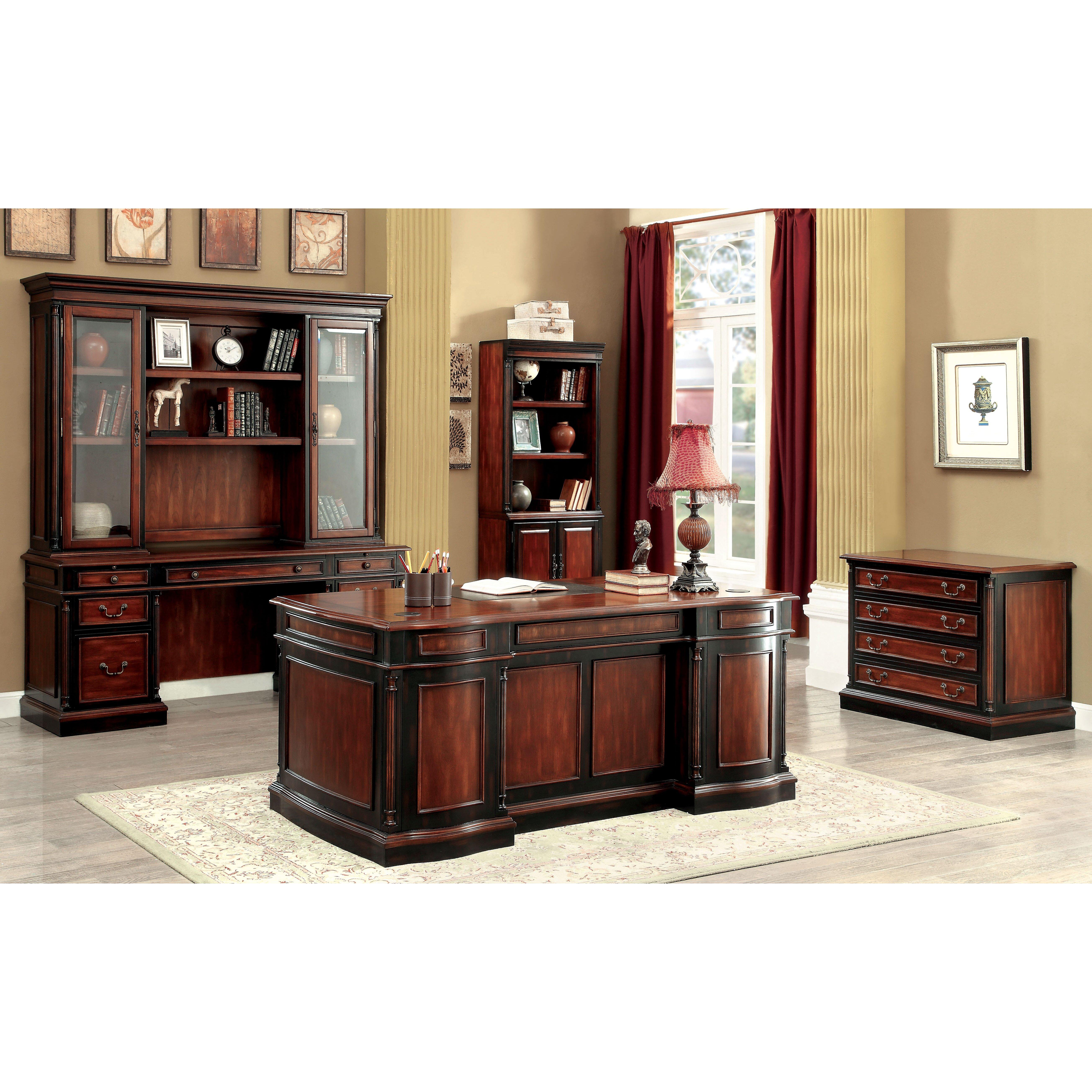 Astoria Grand Cheshire Executive Desk Wayfair