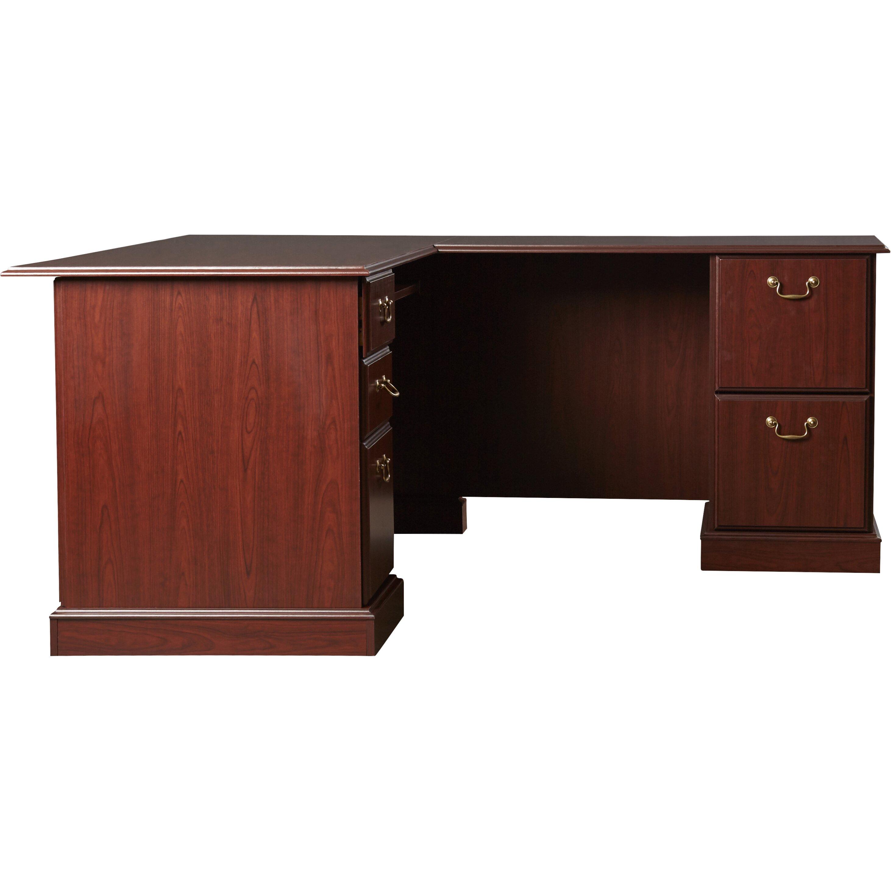 Astoria Grand Cowdray 71 Quot L Shaped Executive L Desk