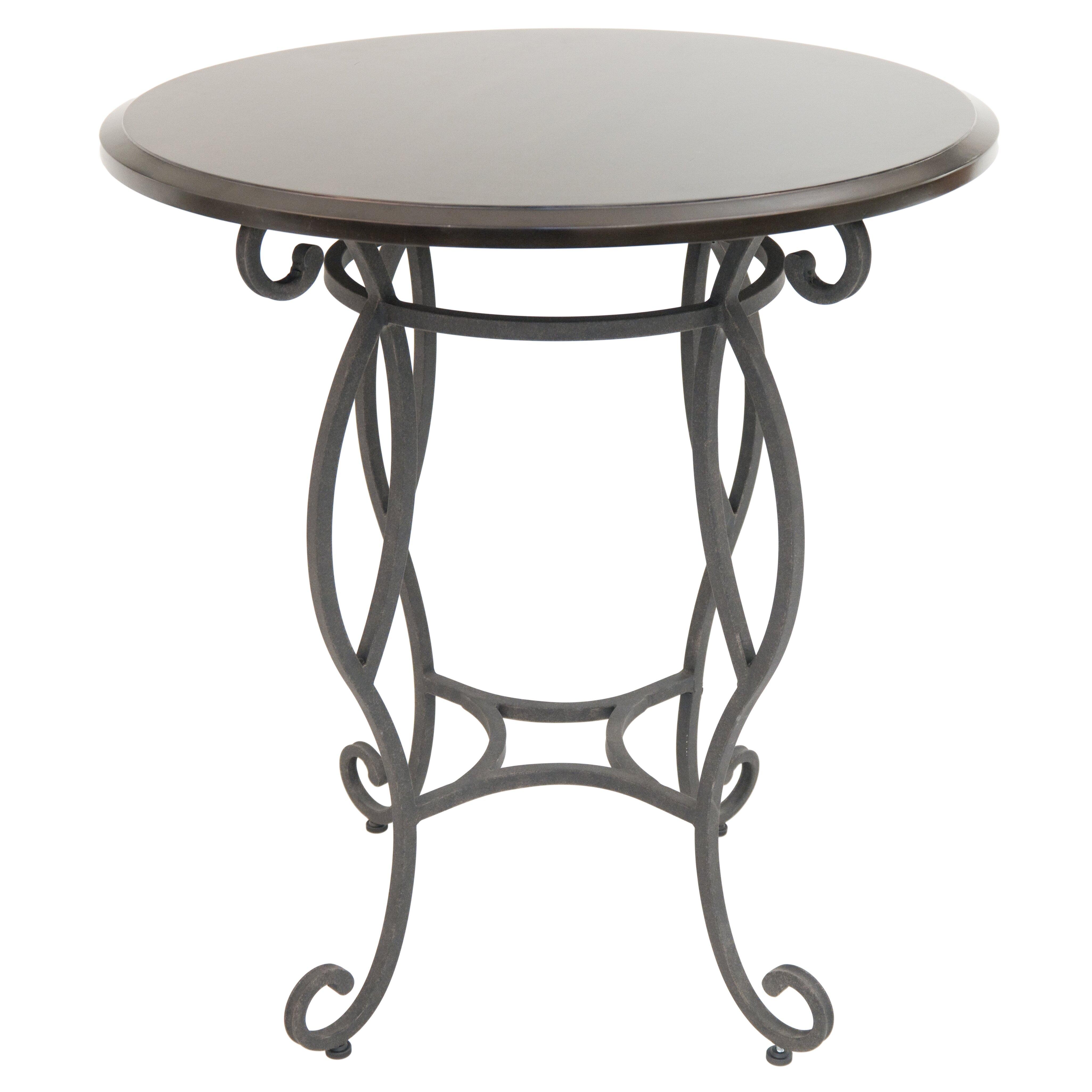 astoria grand soho house pub table wayfair. Black Bedroom Furniture Sets. Home Design Ideas