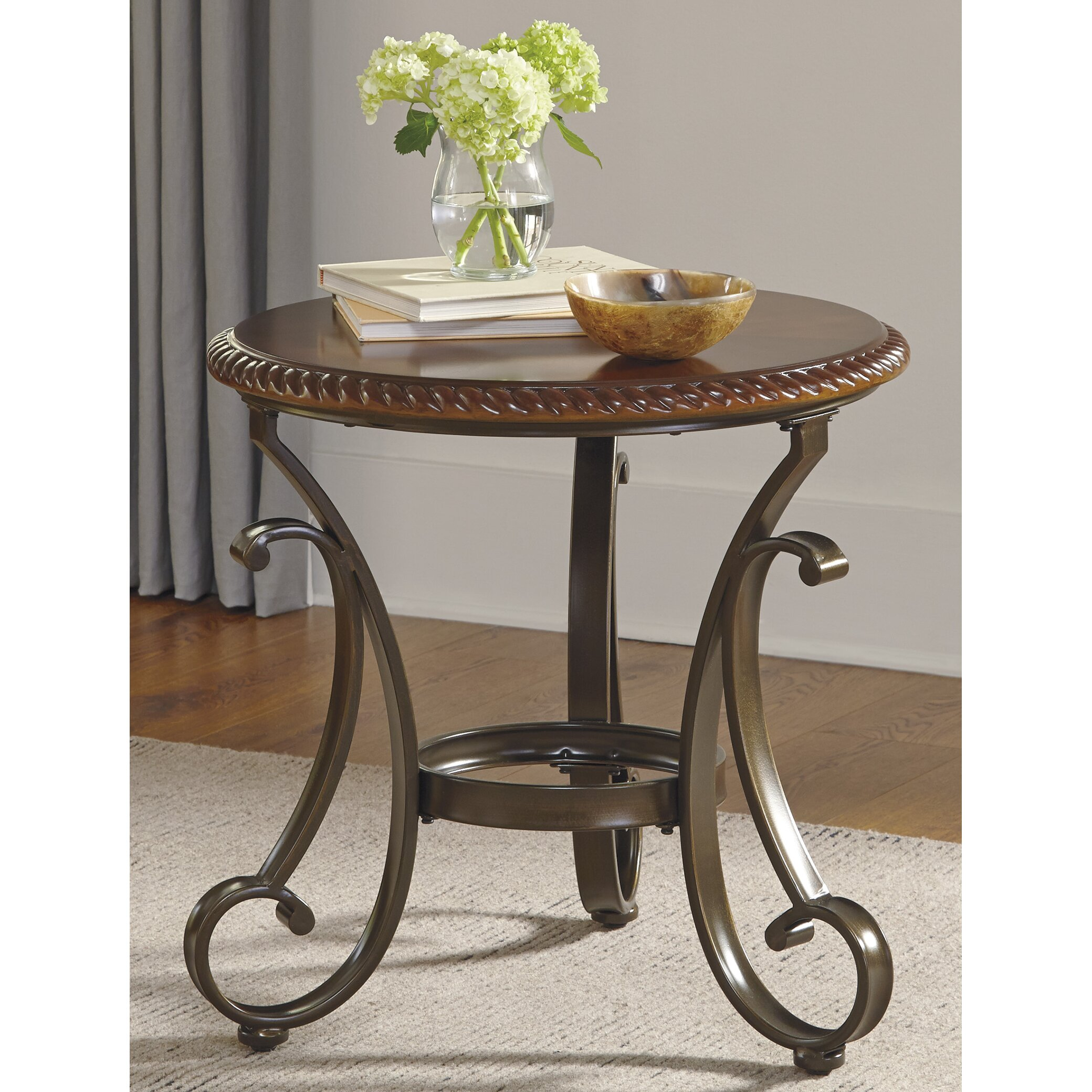 Astoria Grand Bovey End Table Amp Reviews Wayfair