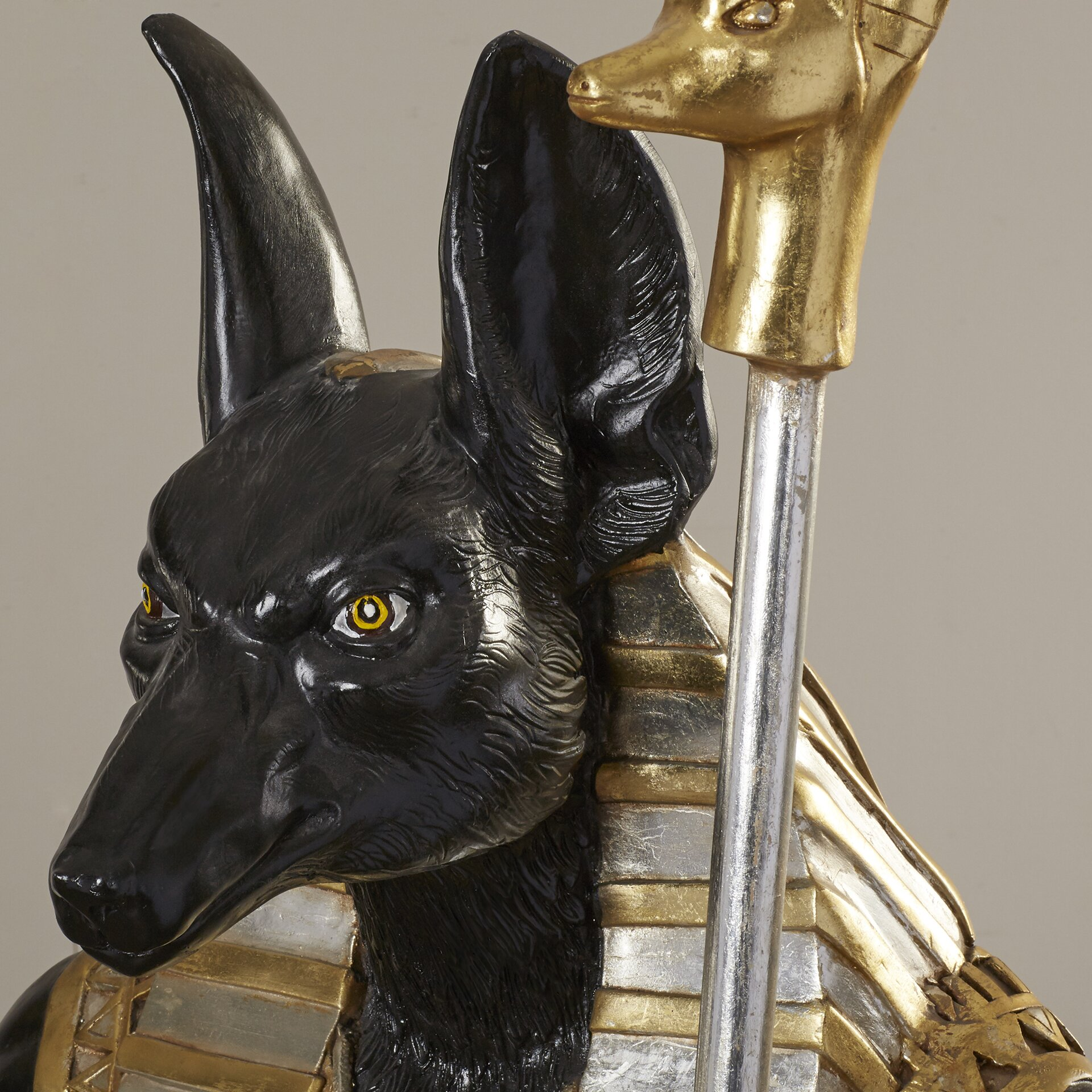 Images of Anubis Statue Life Size - #rock-cafe